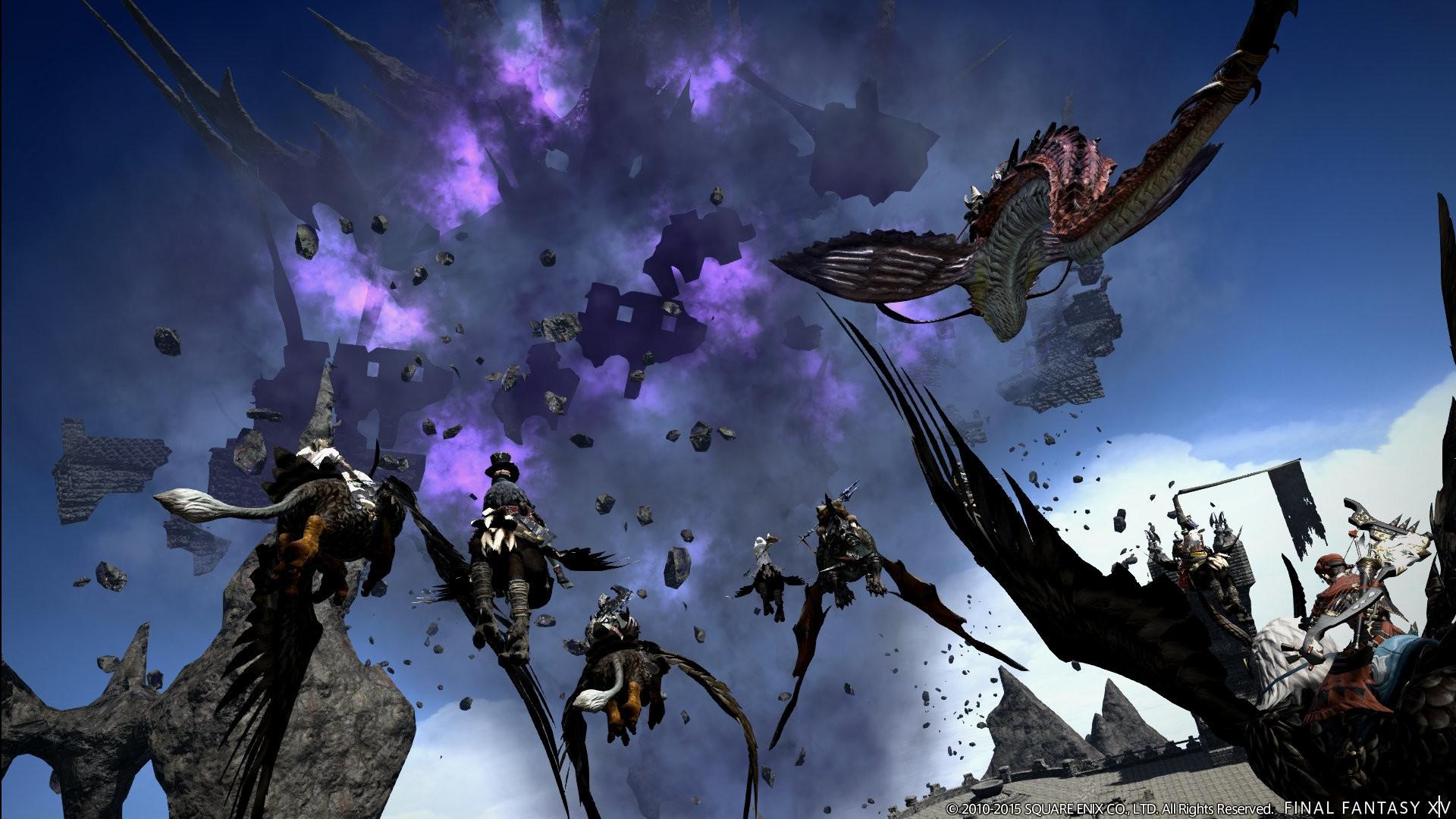 FINAL FANTASY® XIV: Heavensward™ Screenshot 5