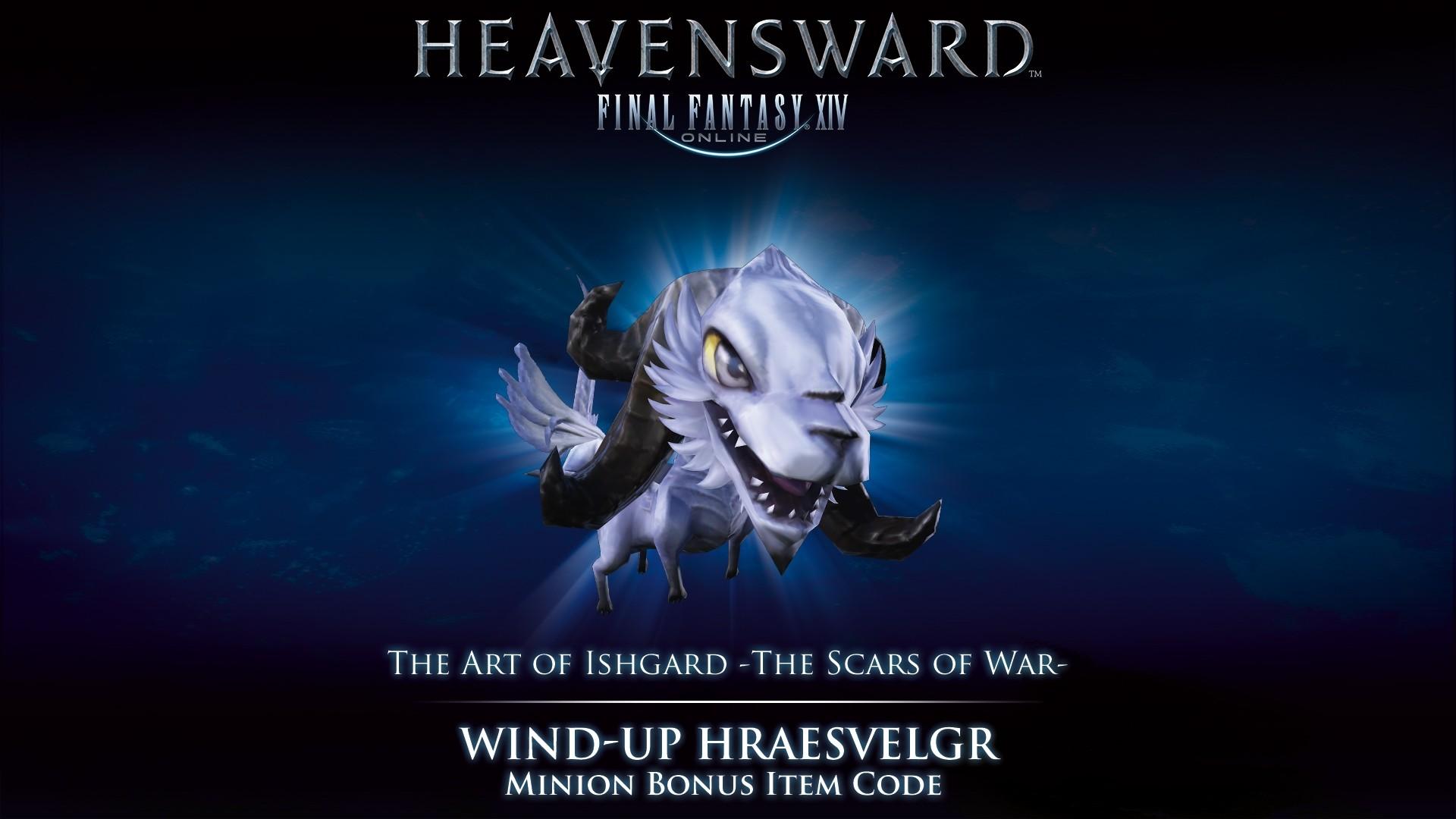 FINAL FANTASY XIV: Heavensward – The Art of Ishgard – The Scars of War –  [Artbook] | Square Enix Online Store