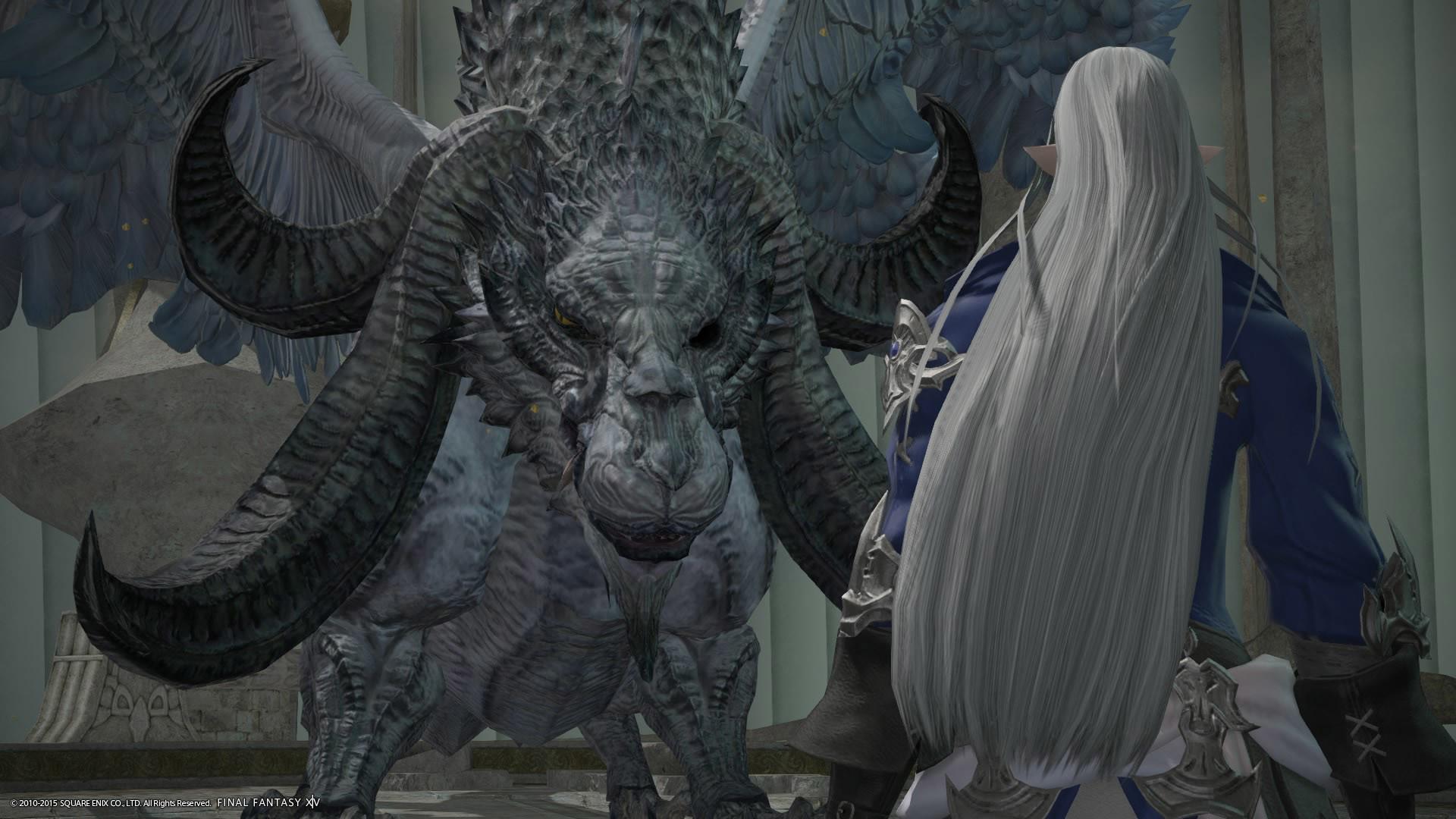 Review: Final Fantasy XIV: Heavensward
