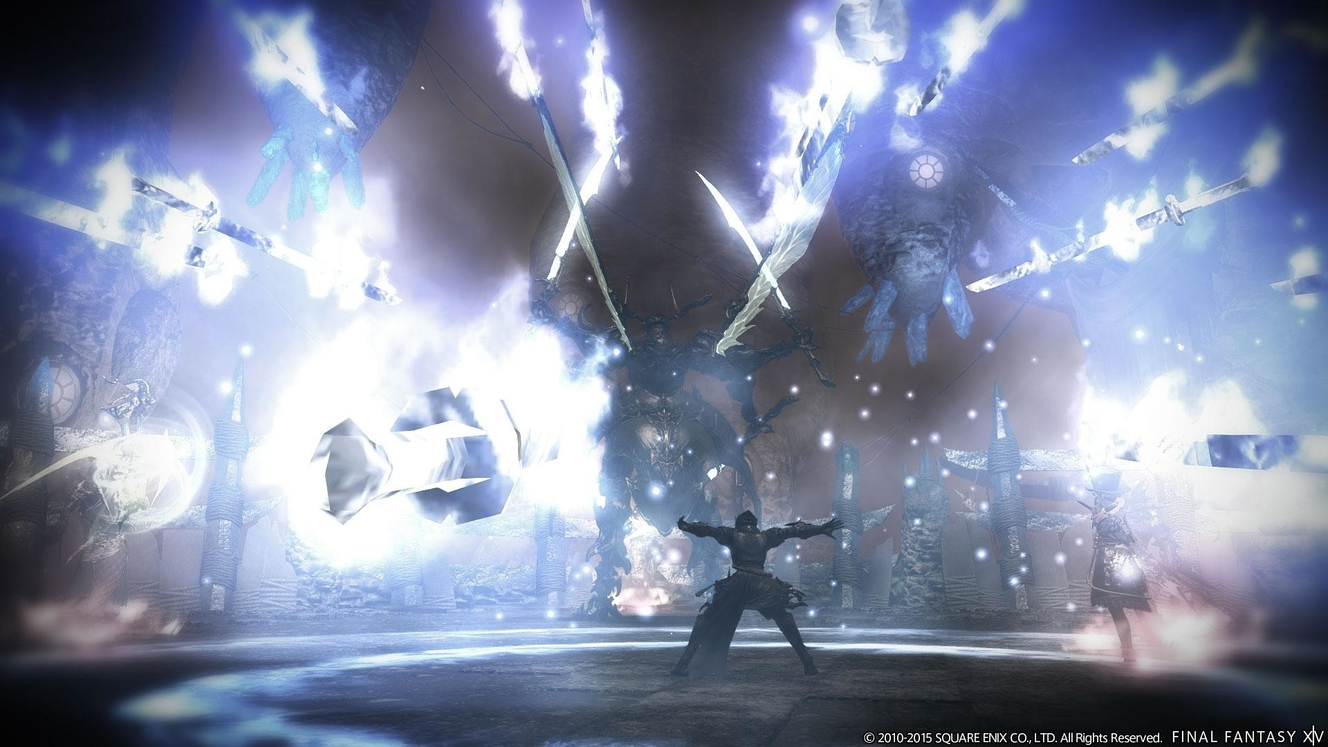 Square Enix announces Final Fantasy XIV has over 5 million registered users  worldwide