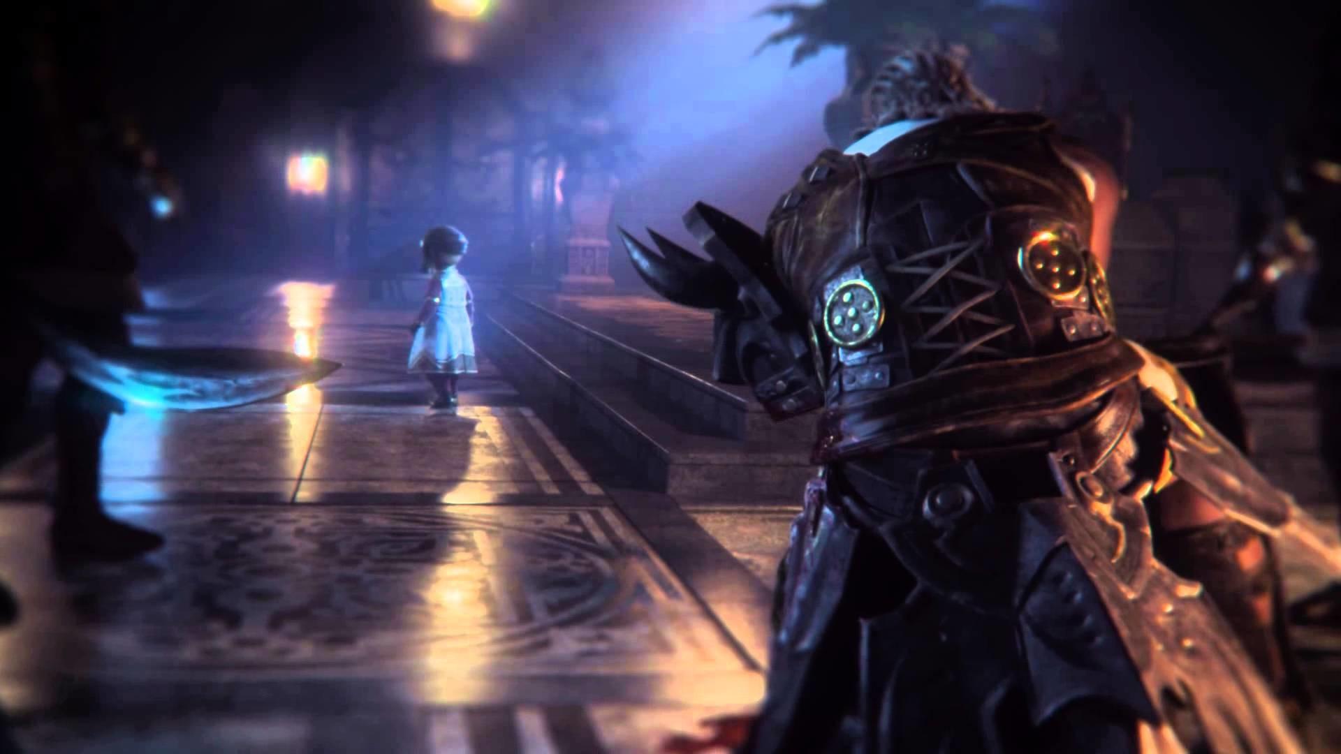Final Fantasy XIV: Heavensward – Opening cinematic movie