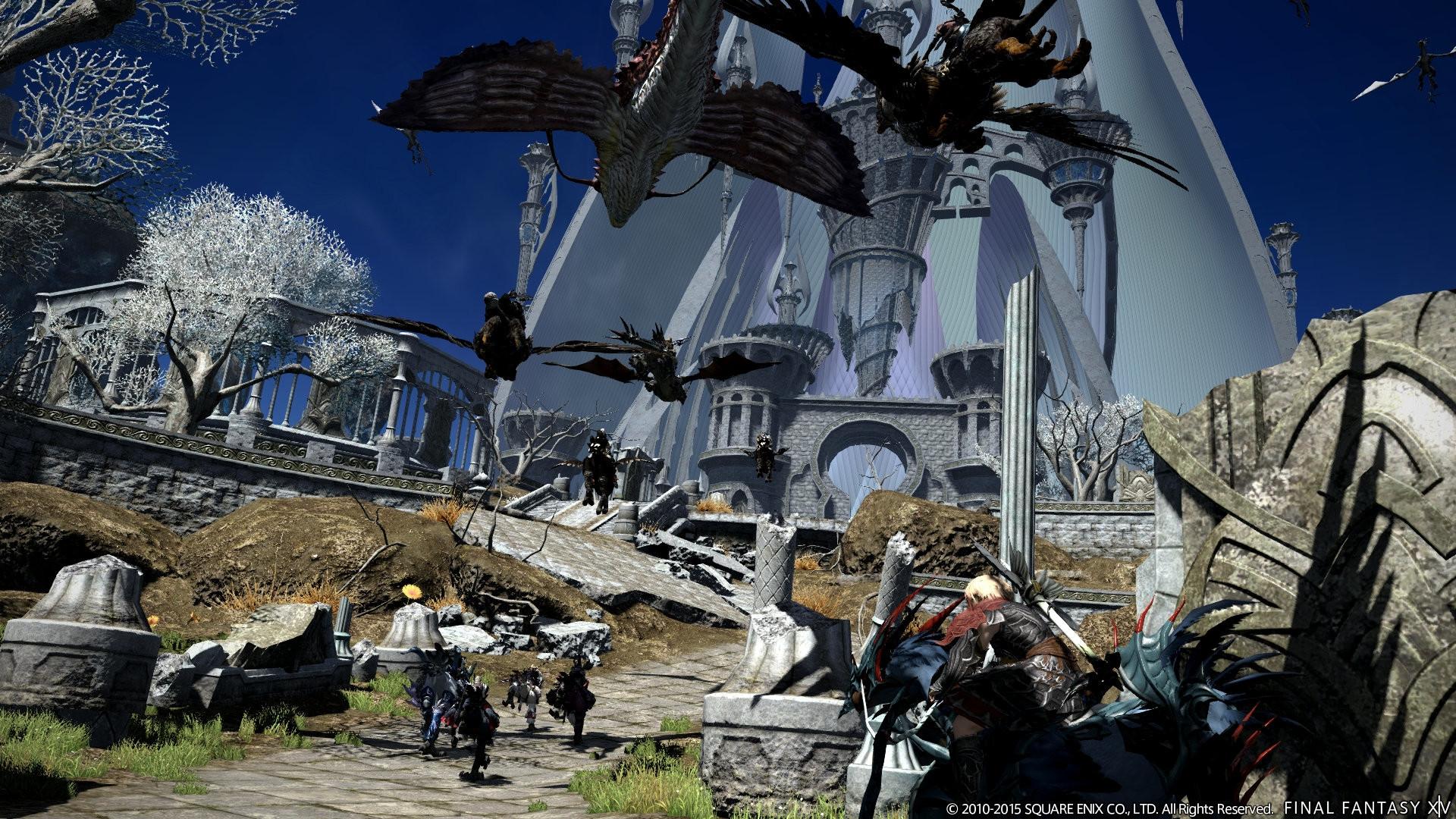 FINAL FANTASY® XIV: Heavensward™ Screenshot 1