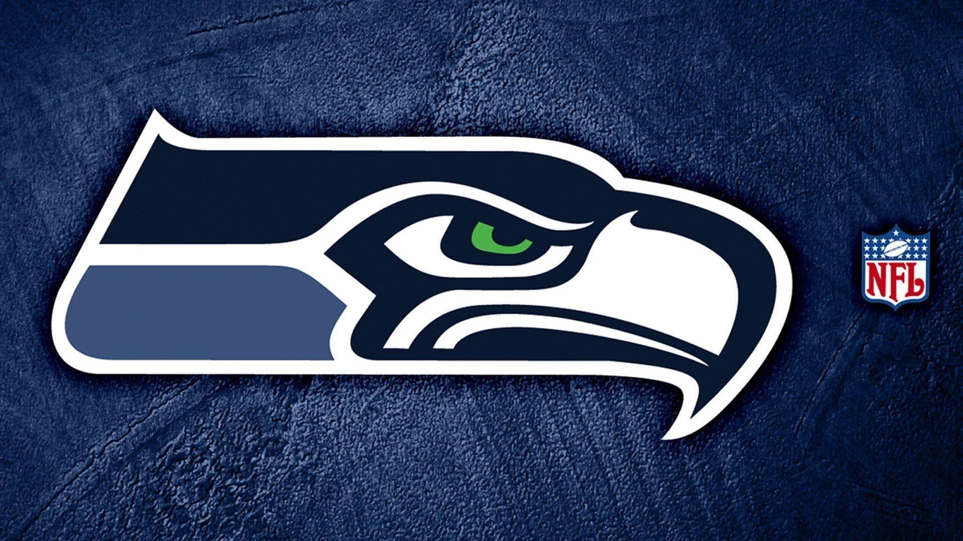 Logo NFL Team Seattle Seahawks Wallpaper Wides #12410 Wallpaper .