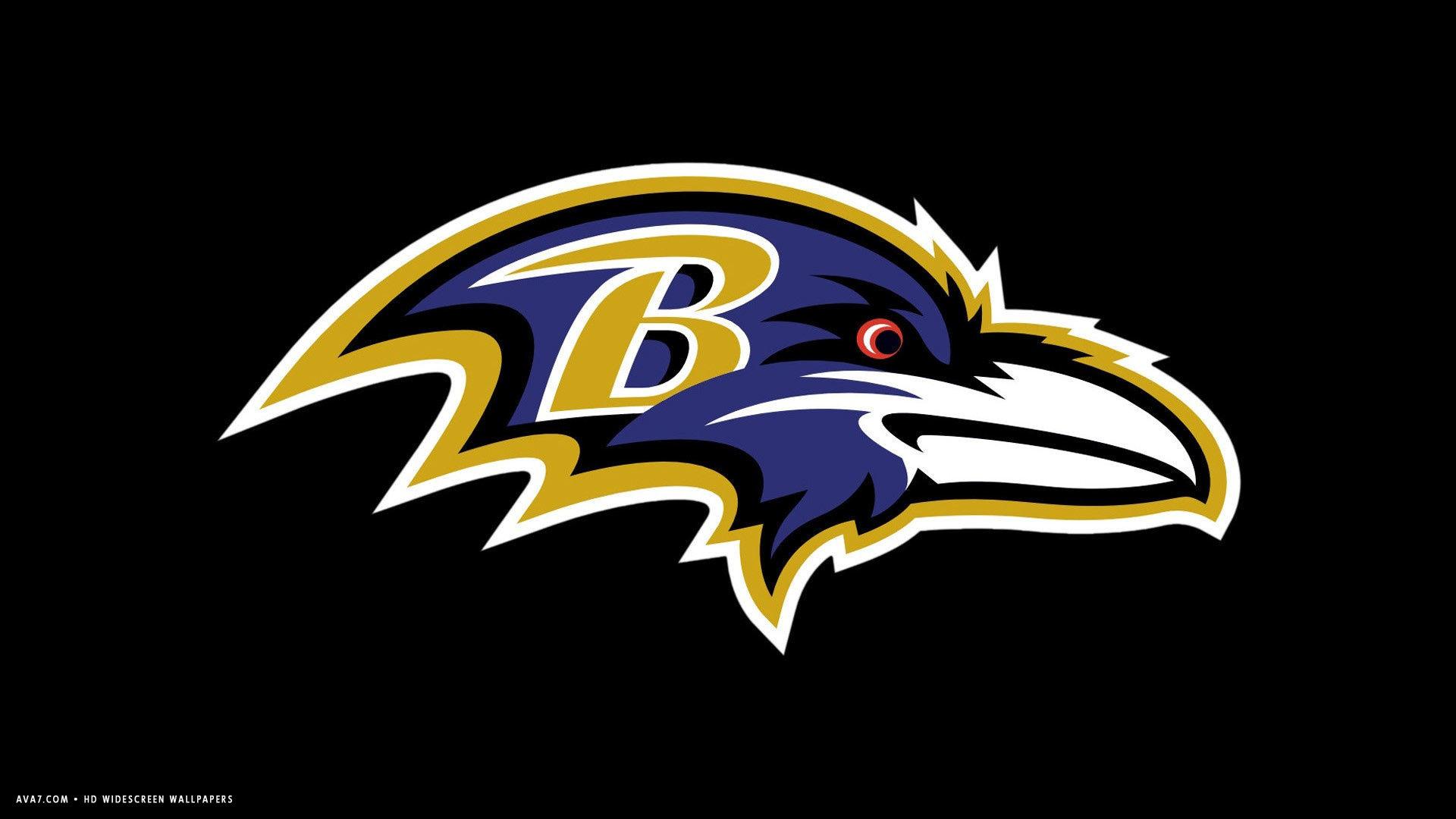 baltimore ravens football logo hd wallpaper hd widescreen wallpaper