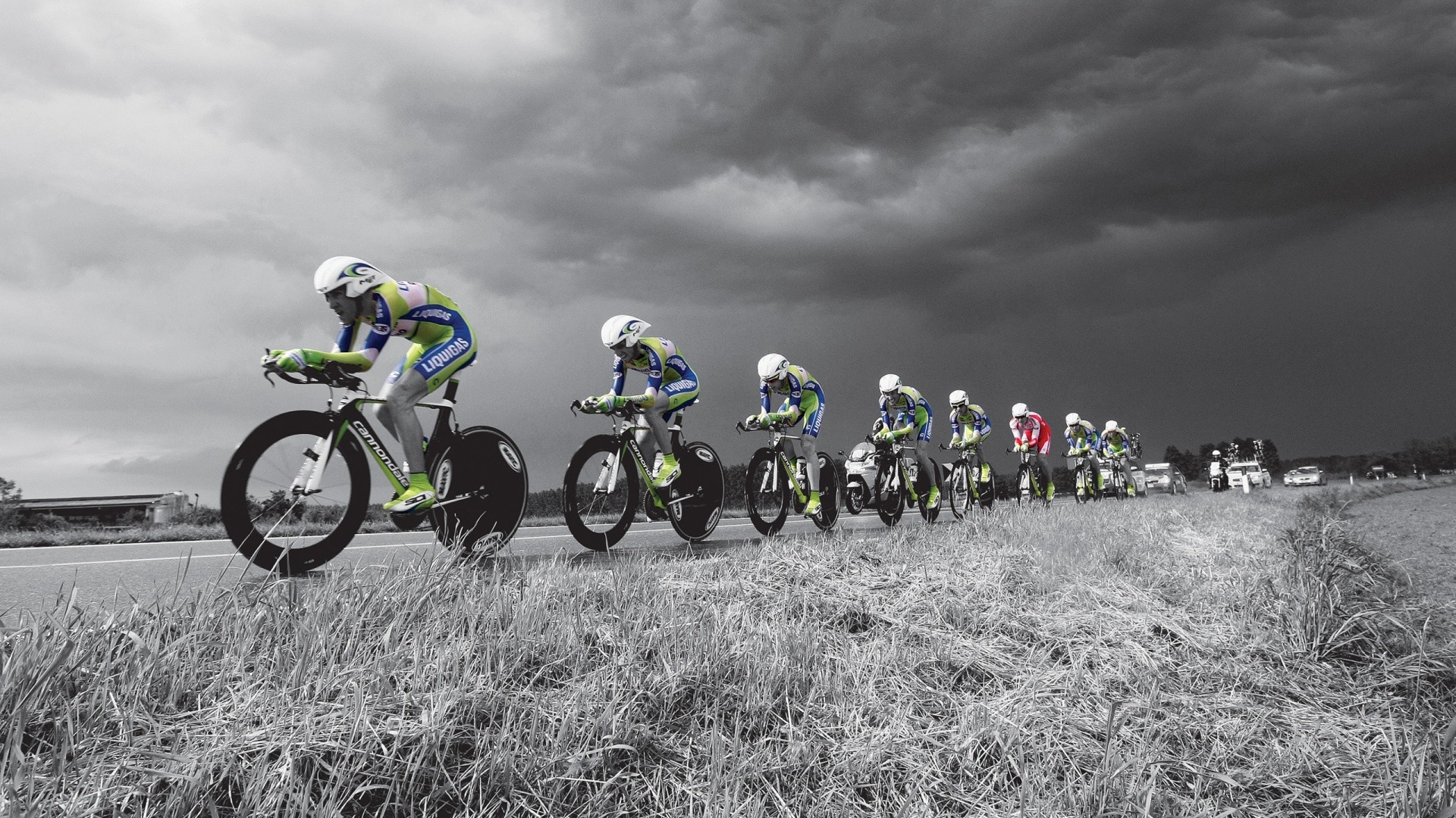 Cycling Marathon | Full HD Desktop Wallpapers 1080p