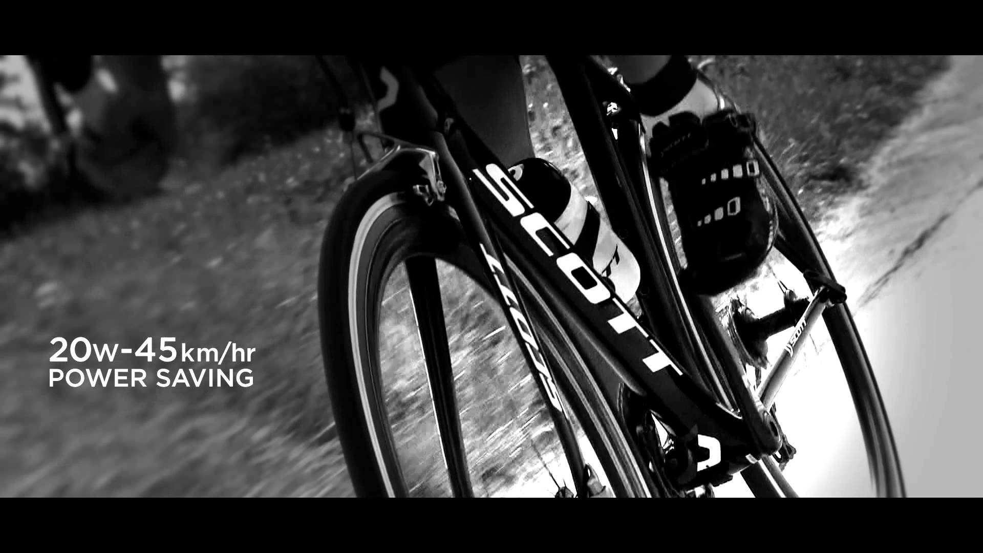 Road bike overview video bike SCOTT Sports 2012