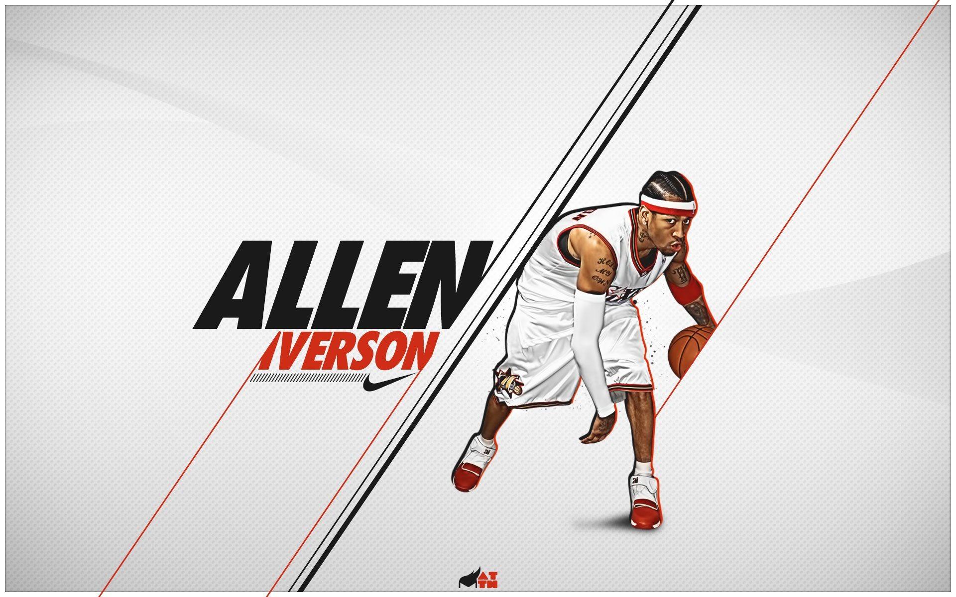 Allen Iverson Wallpaper Hd Wallpapersafari. Allen iverson wallpaper –  1920×1200. Download