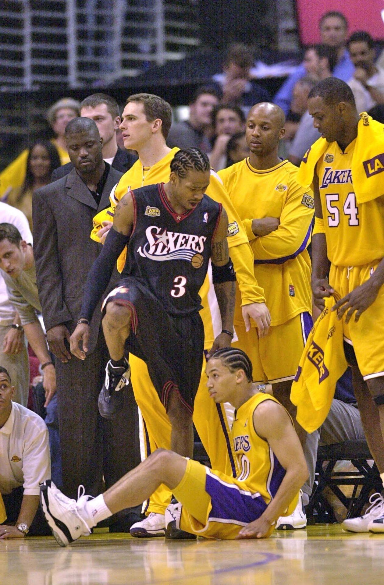 NBA, Basketball, Allen Iverson, Philadelphia 76ers, Philadelphia Wallpapers  HD / Desktop and Mobile Backgrounds