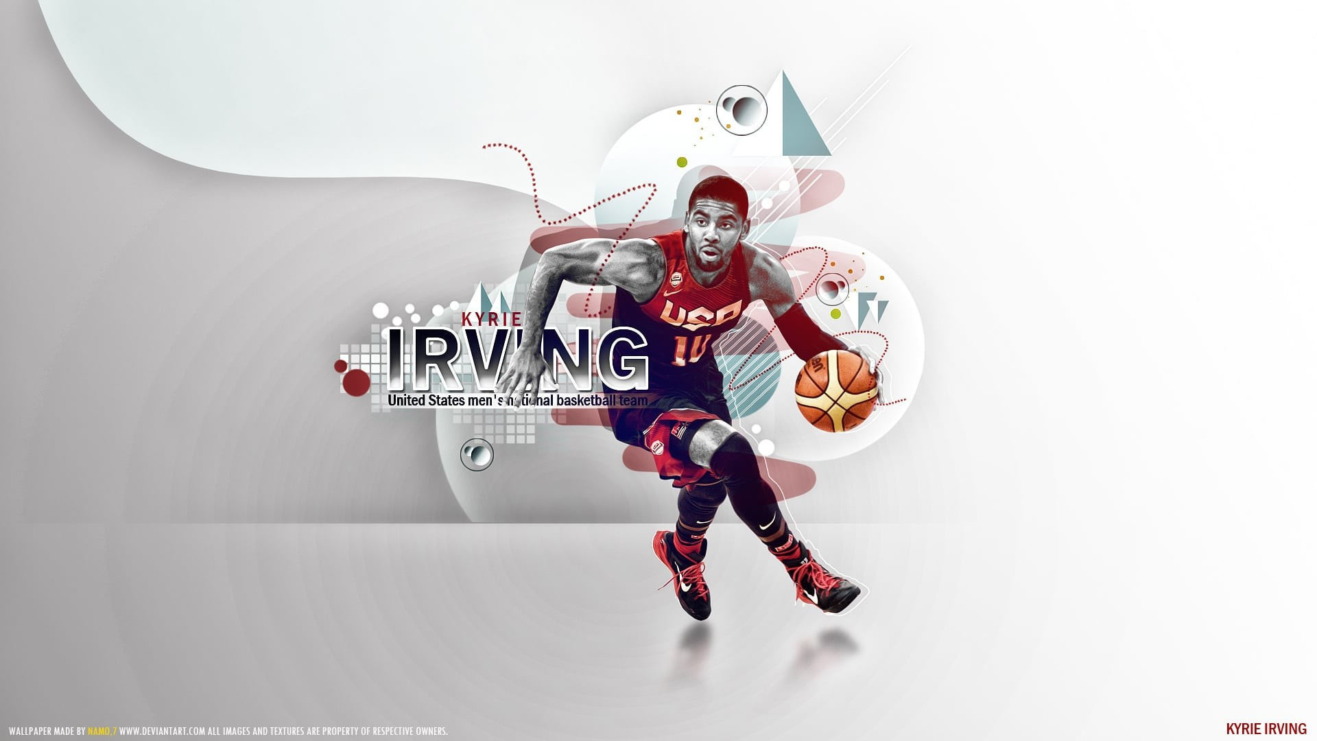 Kyrie Irving High Resolution