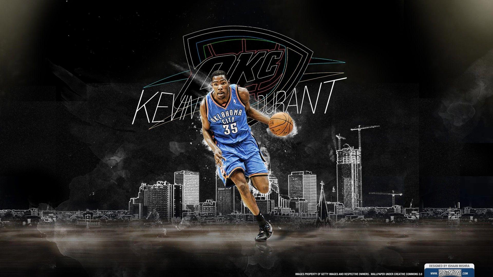 Kevin Durant HD desktop wallpaper Widescreen High Definition