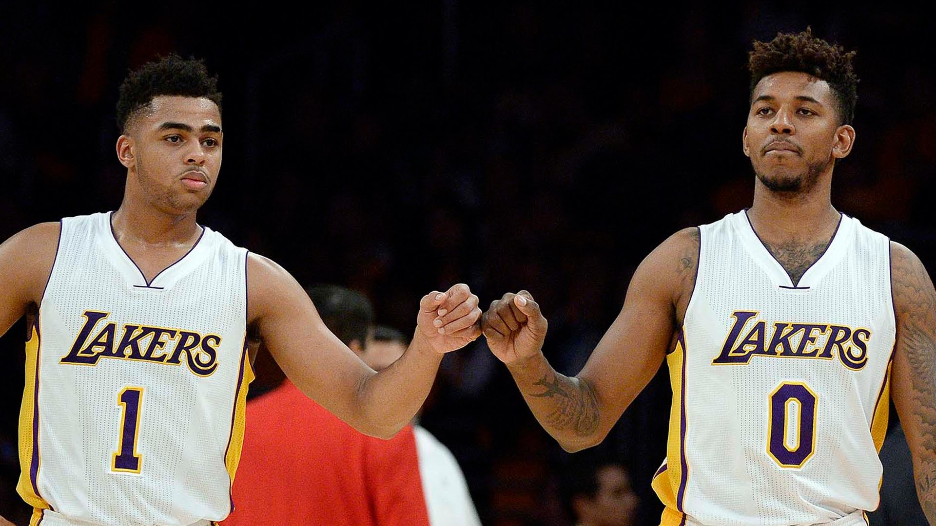 D'Angelo Russell Secretly Records Nick Young Admitting to Cheating – YouTube