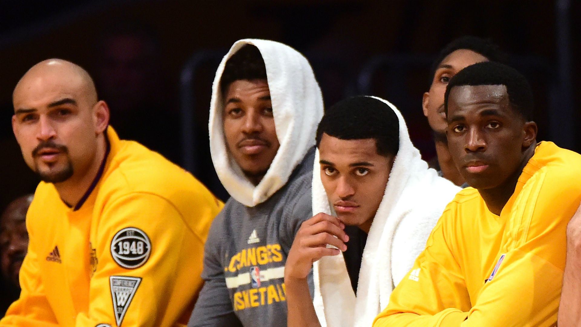 Lakers probing author's allegations of harassment by Nick Young, Jordan  Clarkson   NBA   Sporting News
