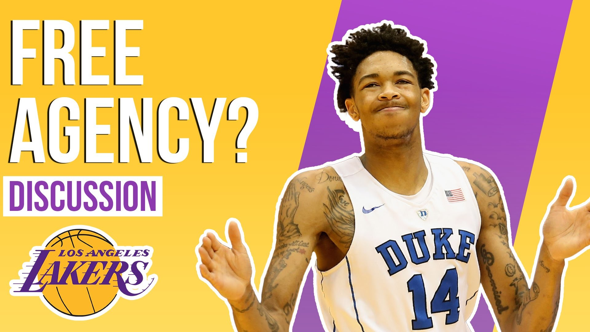 Lakers Should NOT Sign Two Max Players/ Lakers Offseason Moves
