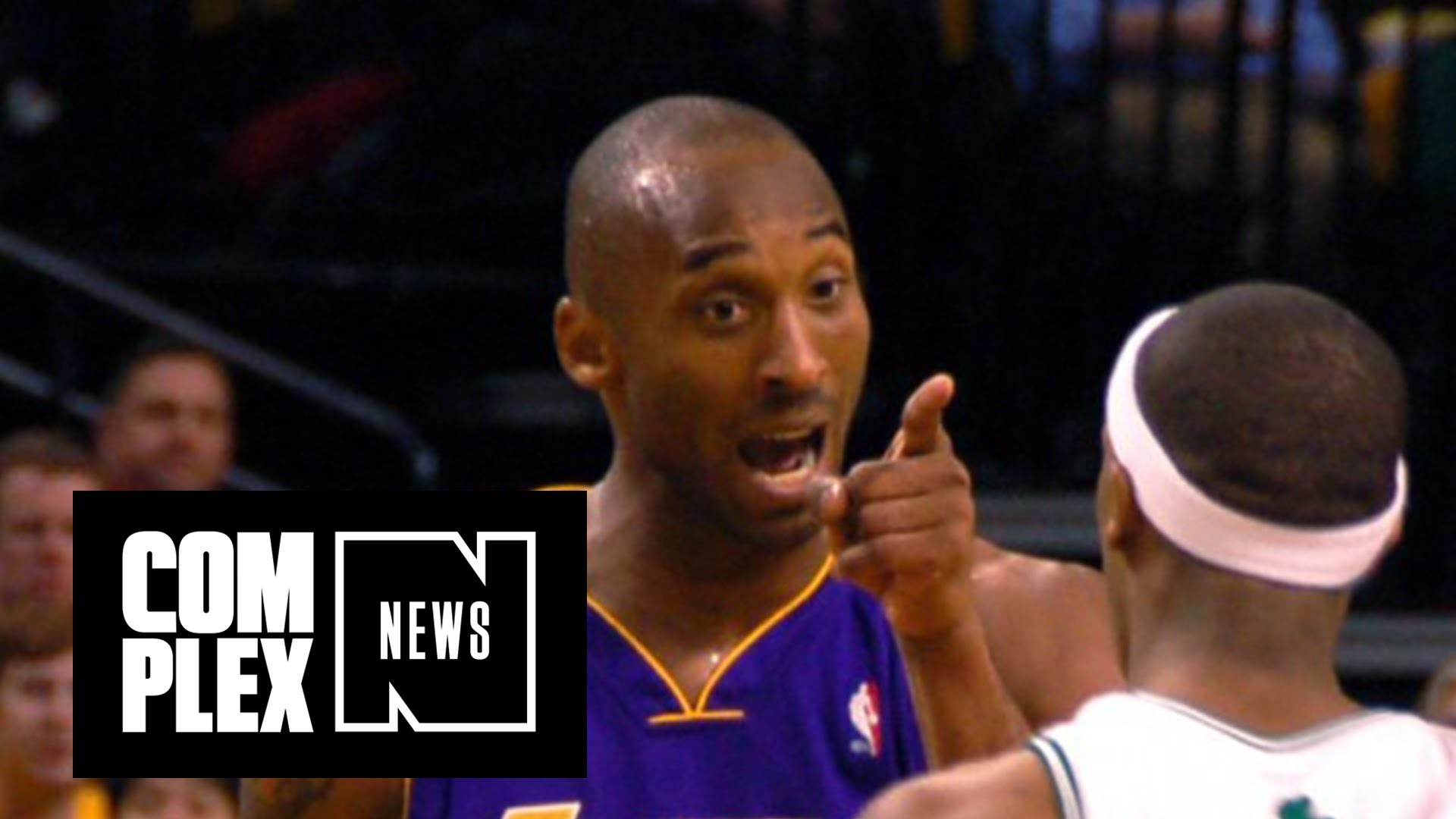 Kobe Bryant Takes Over Practice After Nick Young and Lou Williams Talk  Trash – YouTube