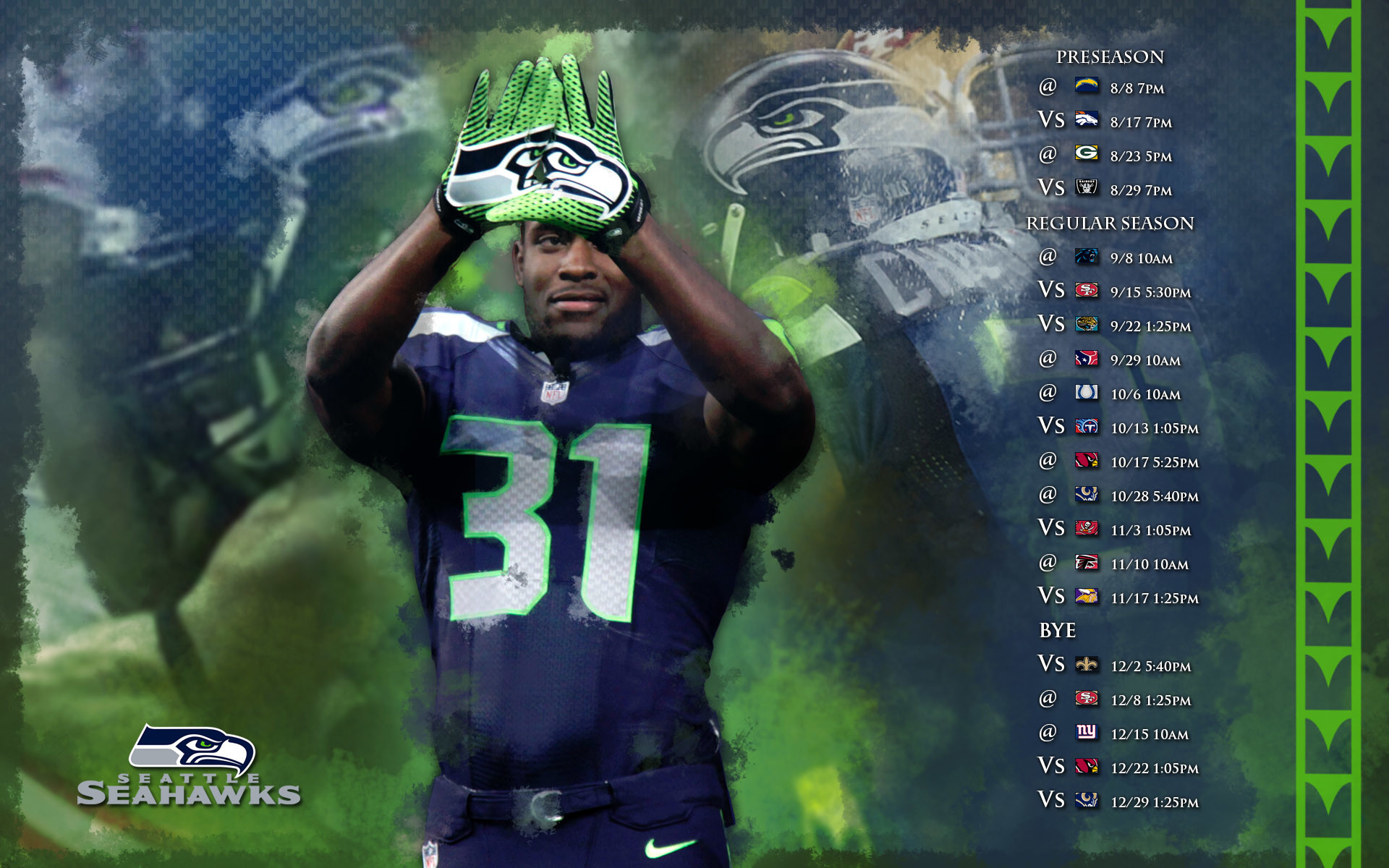 Find this Pin and more on Best Games Wallpapers by receptyizmoreproduktov.  Seahawks Schedule Wallpaper