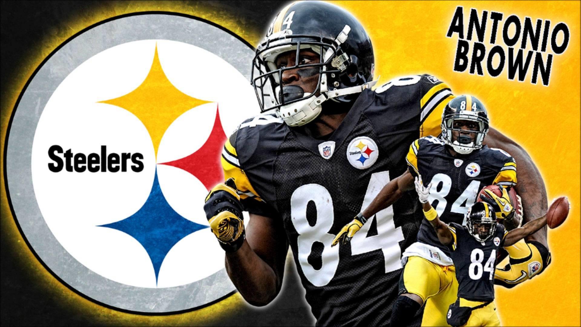 FREE NFL Antonio Brown Wallpaper