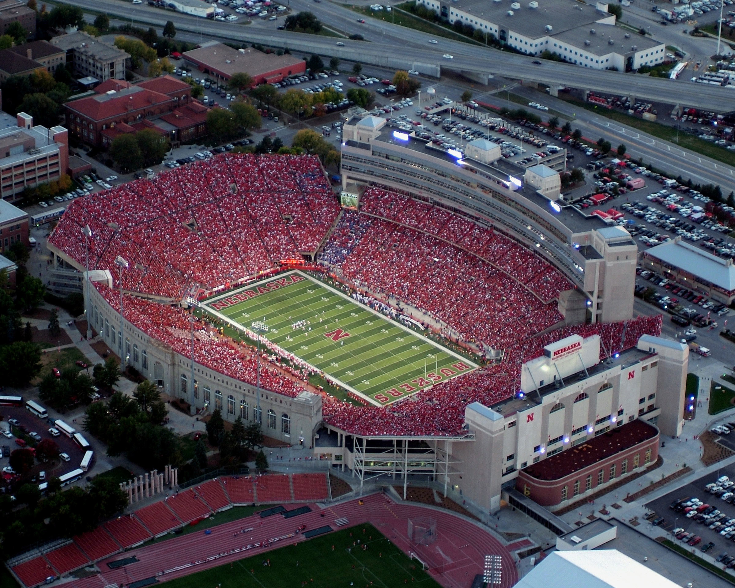 Home / Nebraska-Football / Notes from around college football: LSU vs .
