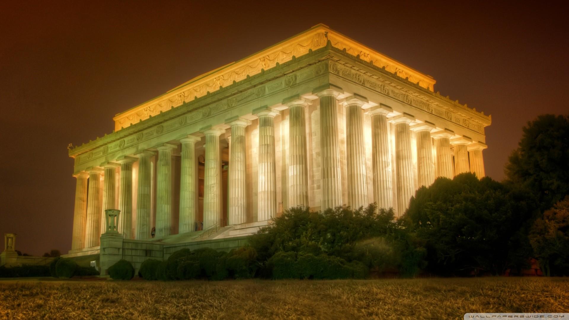 HD Lincoln Memorial Wallpaper