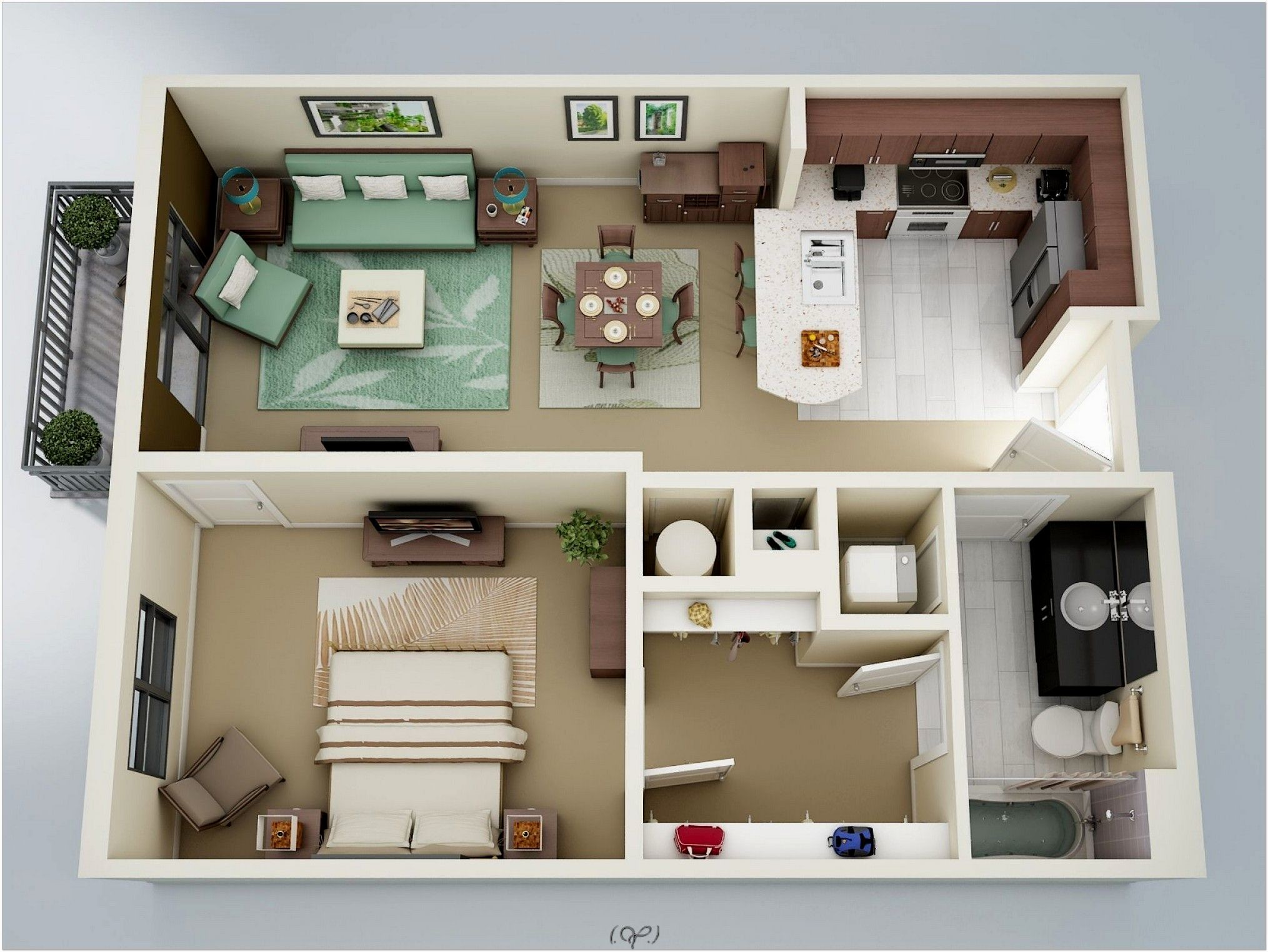 one bedroom apartments lincoln ne 6 Gallery Image and Wallpaper