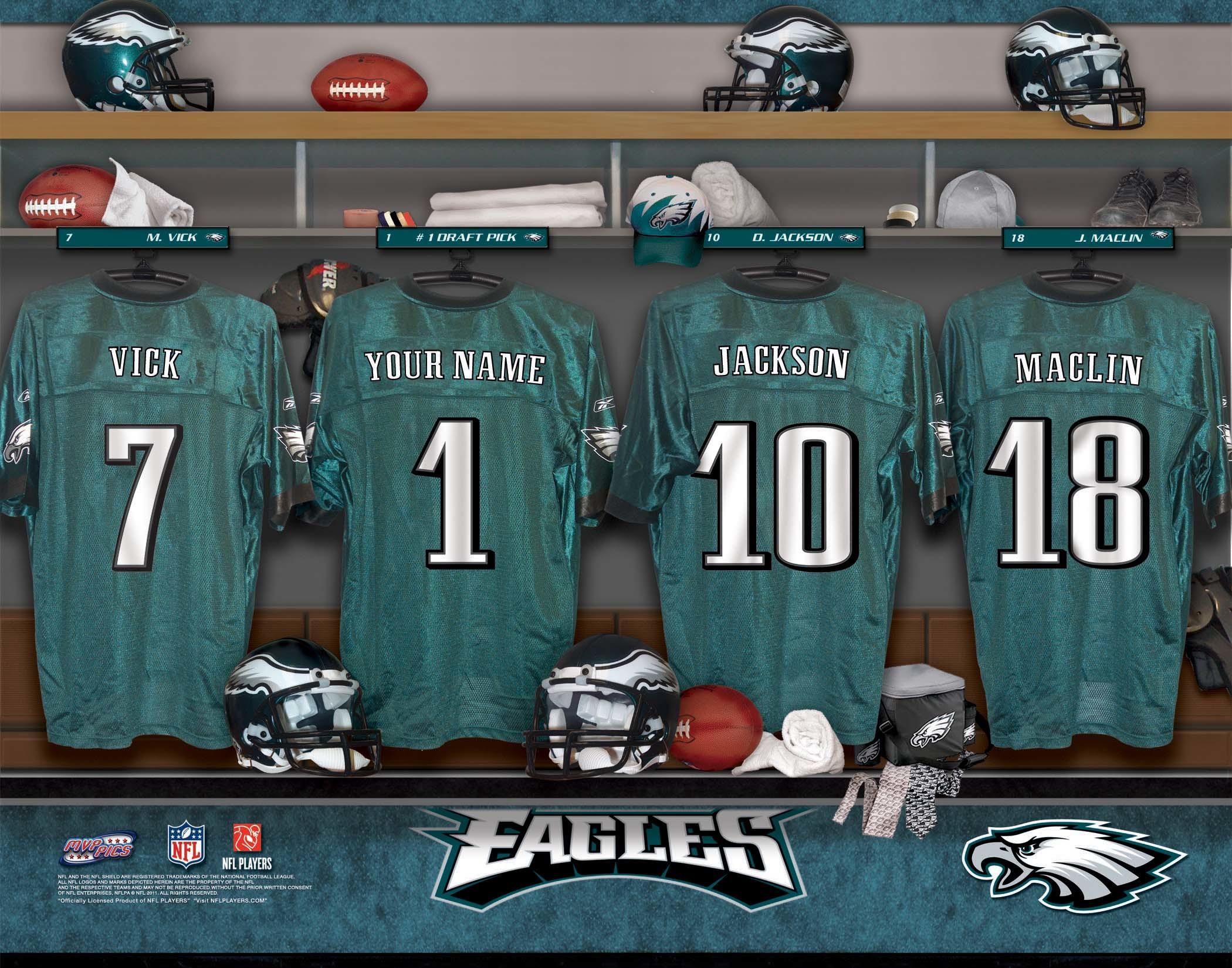 Philadelphia Eagles 2013 HD Desktop Wallpaper