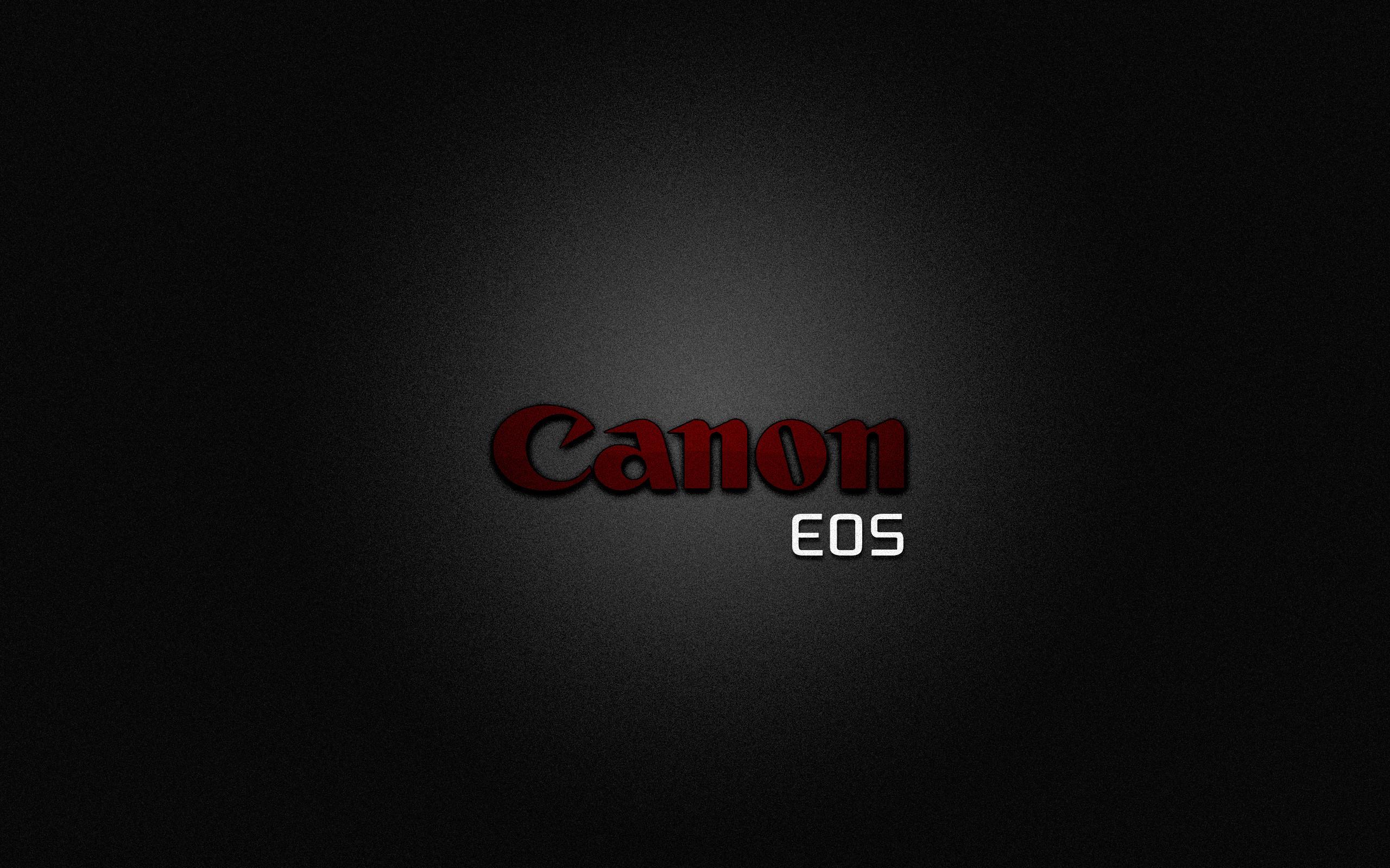 Canon Logo Wallpaper