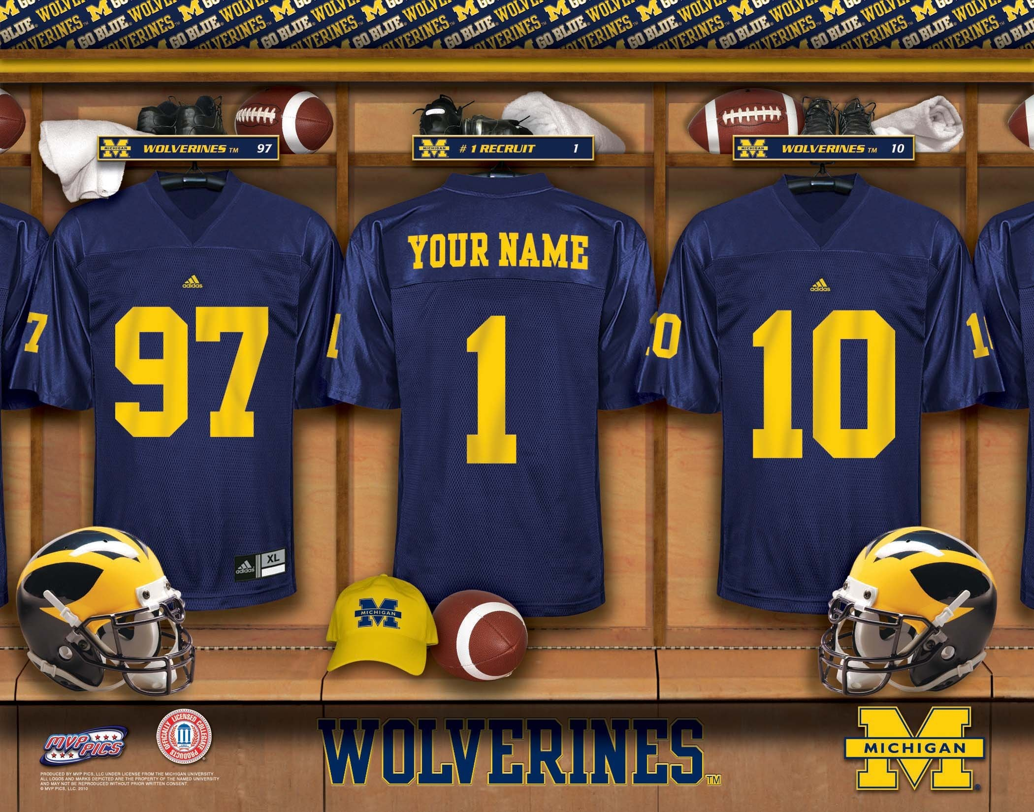 Michigan Wolverines Football Wallpapers Group