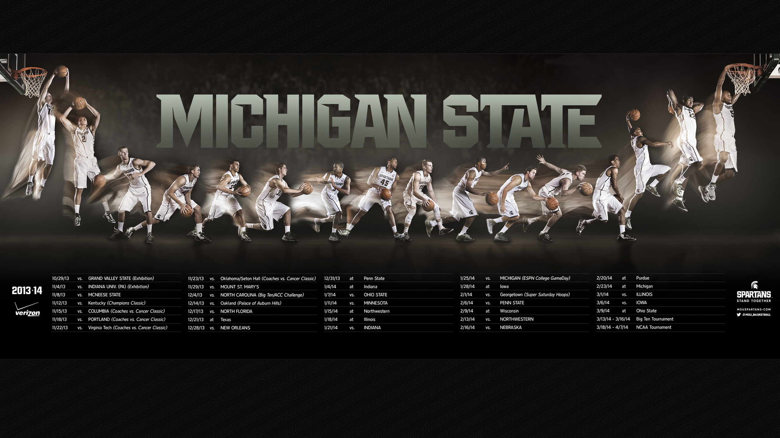 Michigan State Basketball Wallpaper Images & Pictures – Becuo
