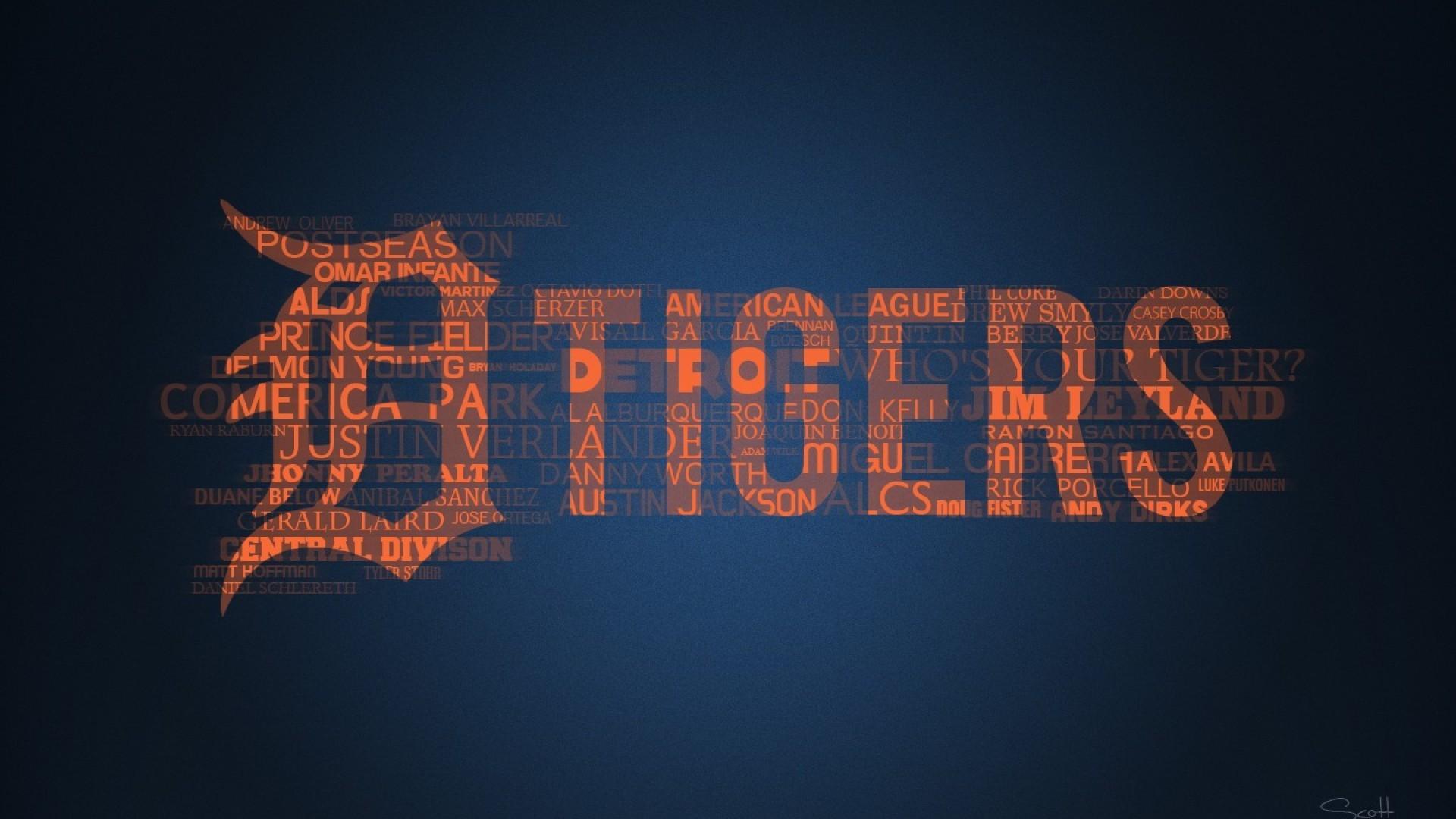Detroit Tigers – 1711524