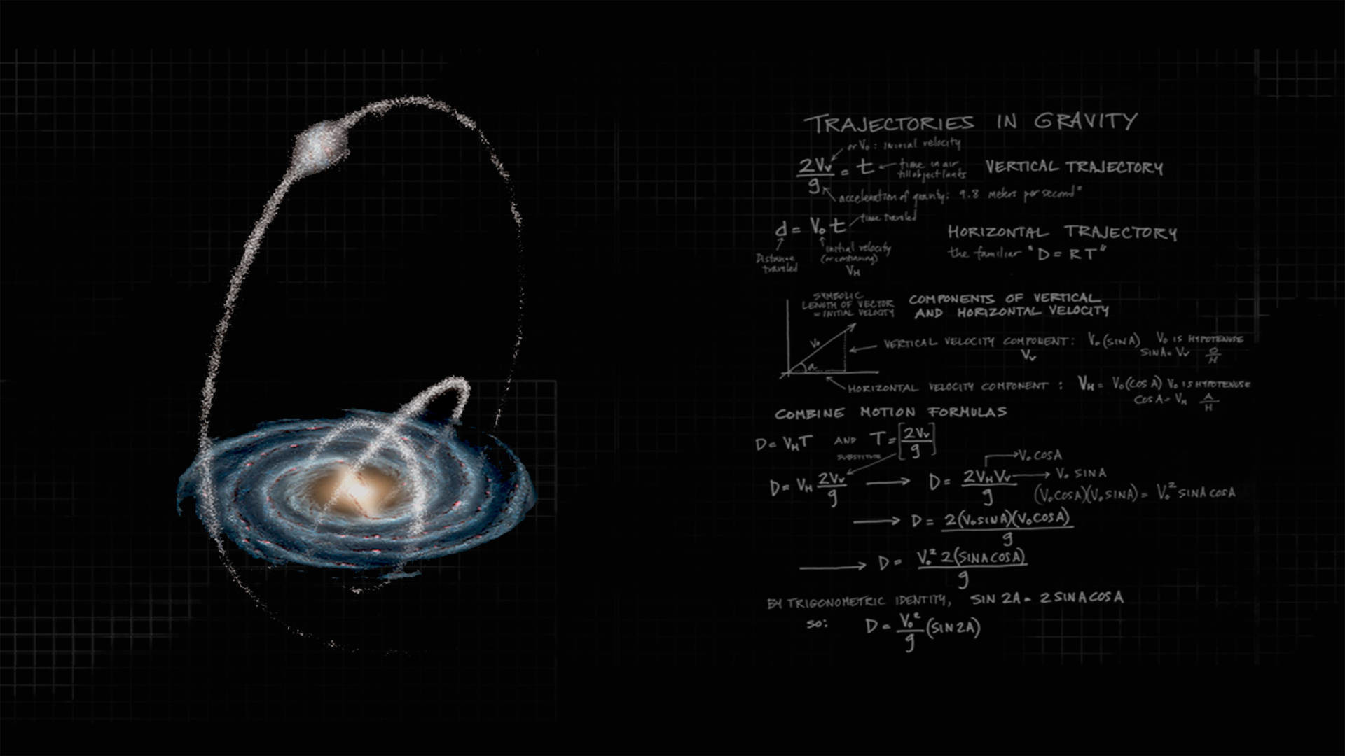 Physics HD Wallpapers, Science And Technology Backgrounds