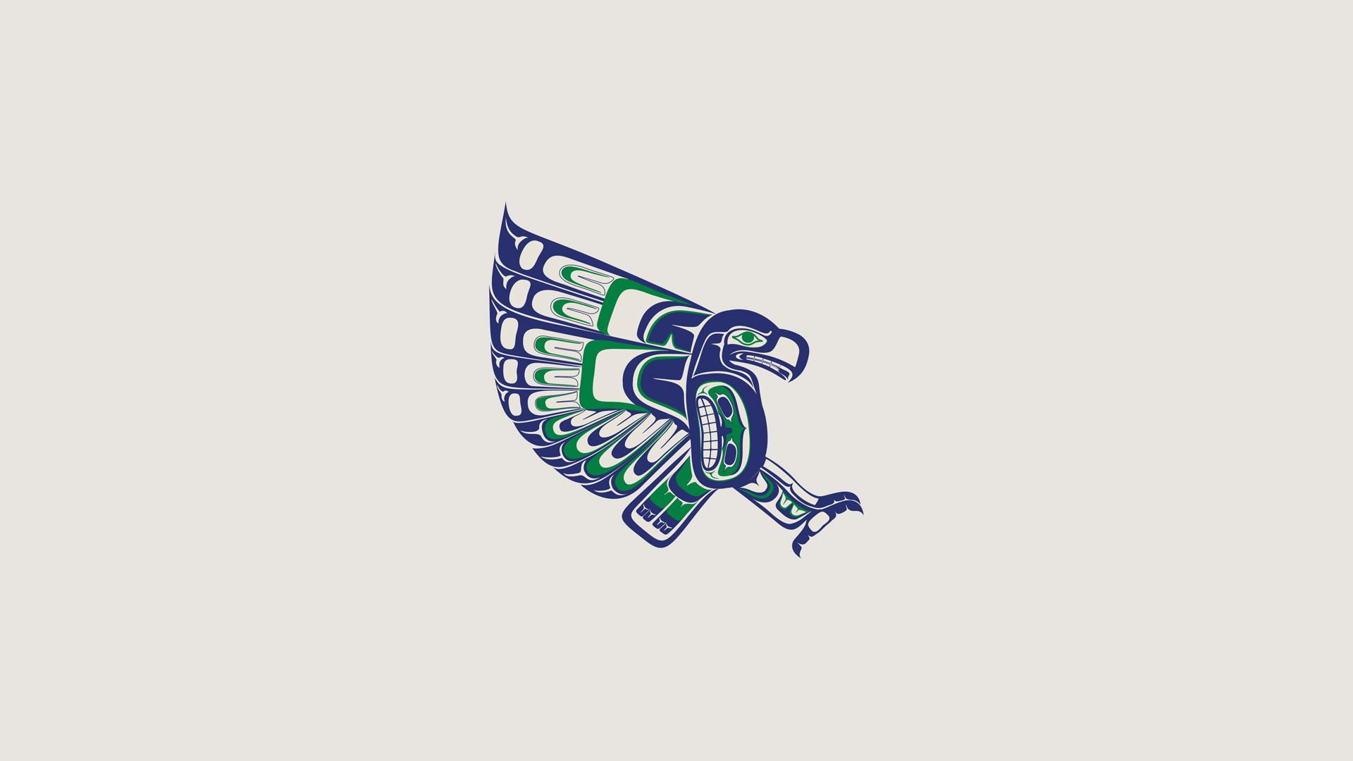 Traditional Seahawks Logo [1920×1080] …