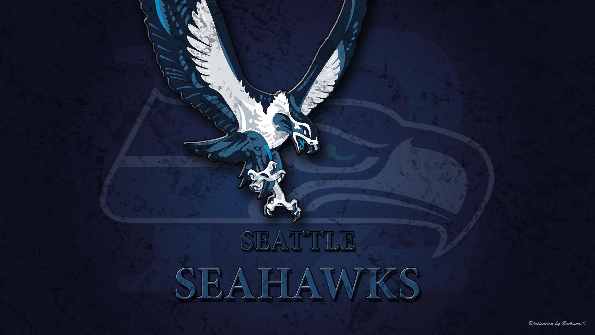 3D Seattle Seahawks Wallpapers