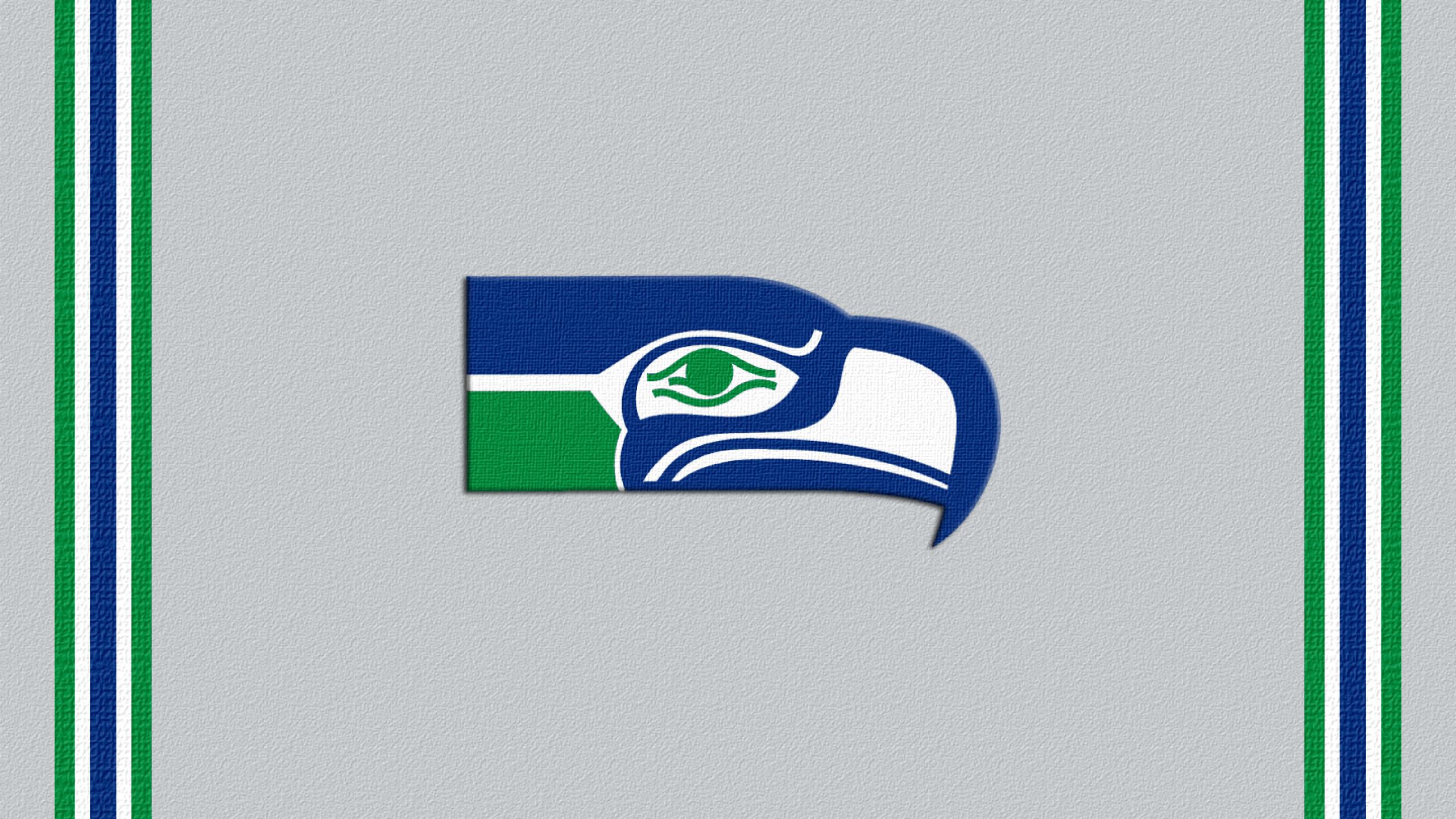 Seattle Seahawks Old Logo