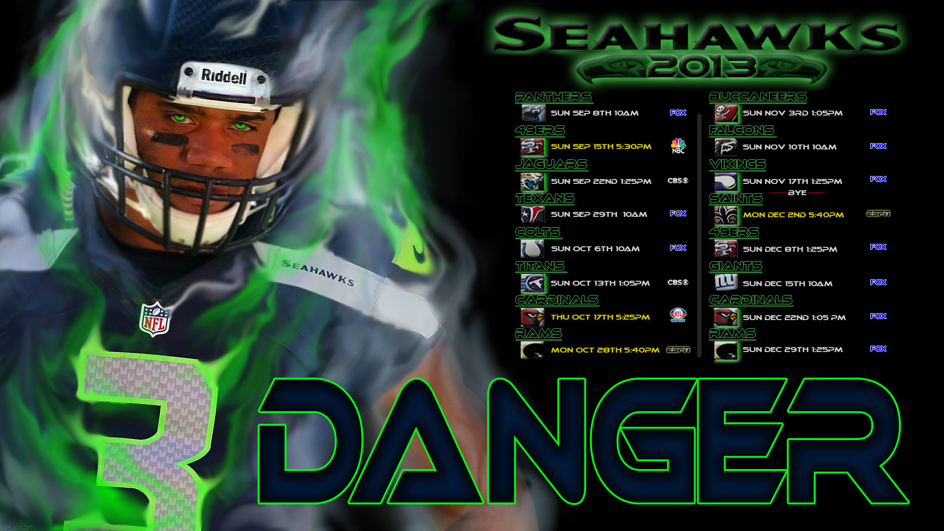 2013 Seatlle Seahawks football nfl hg wallpaper