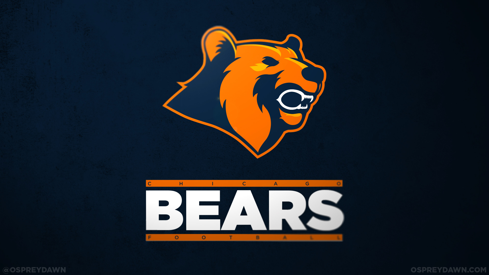 Chicago Bears. 1920×1080. Los Angeles Clippers Logo Wallpaper