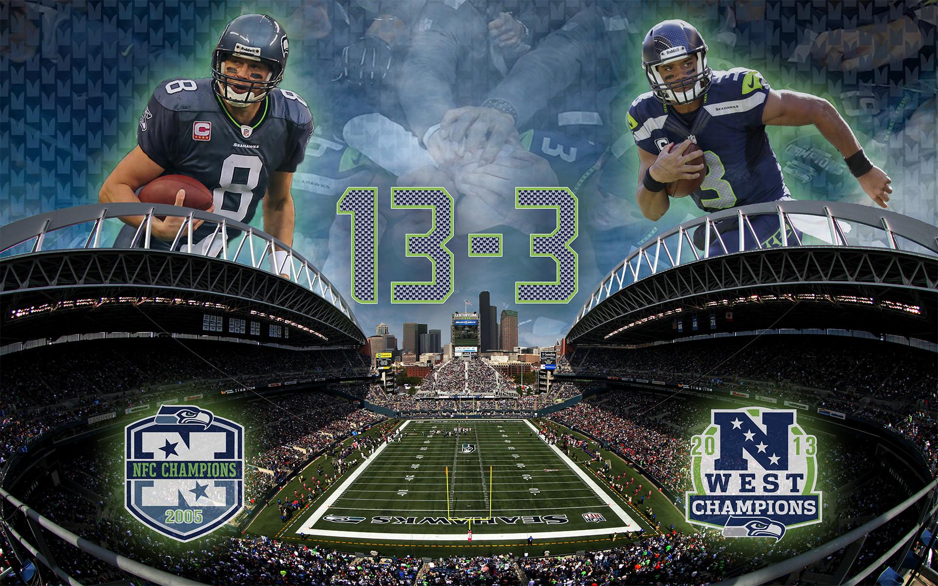 Seahawks 13-3 wallpaper : Seahawks