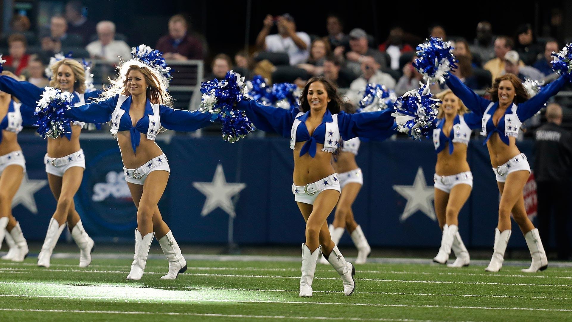 Dallas Cowboys Cheerleaders Wallpaper Full HD.