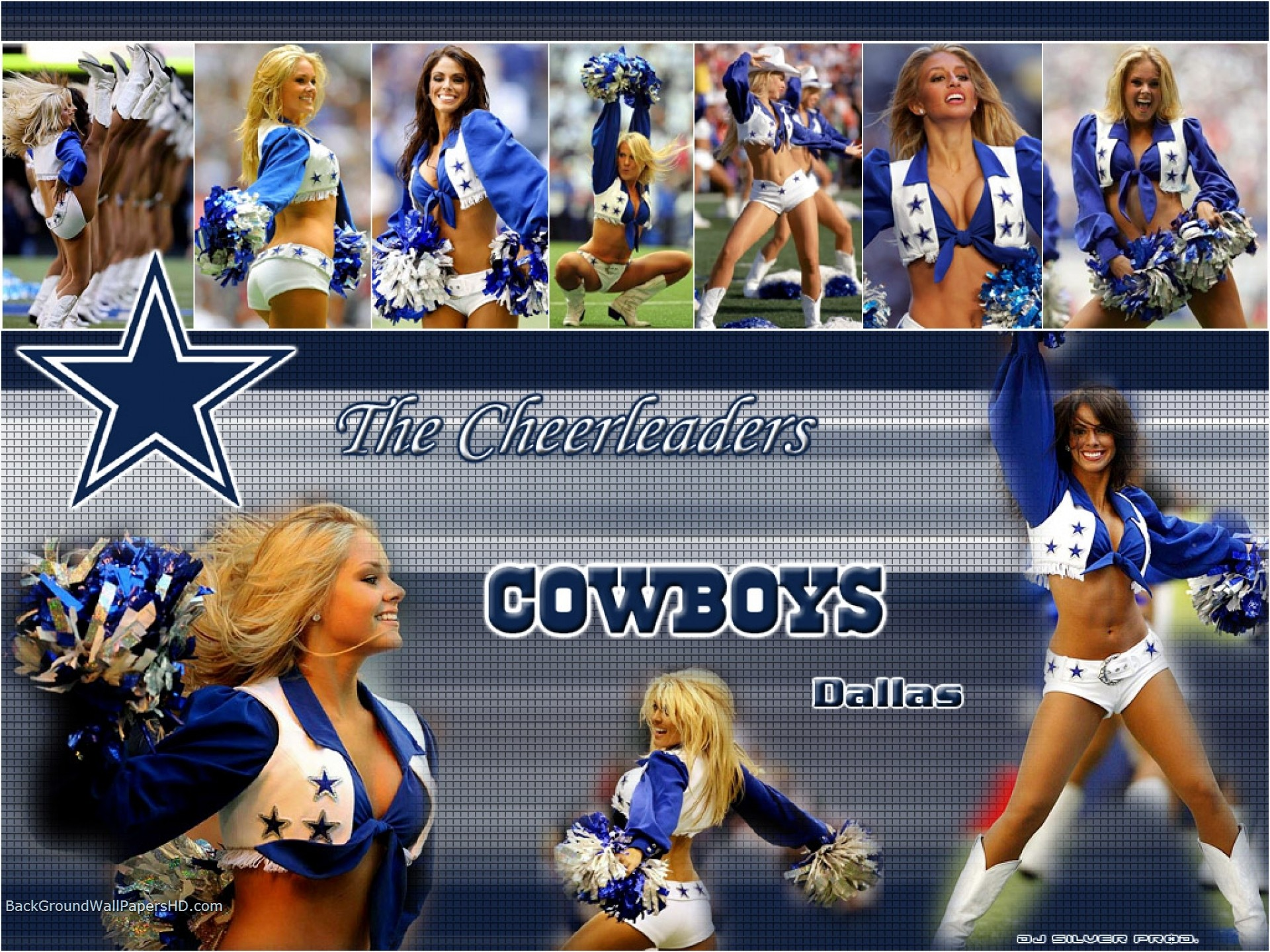 Cowboys Cheerleaders HD Wallpaper   HD Wallpapers, HD Backgrounds .