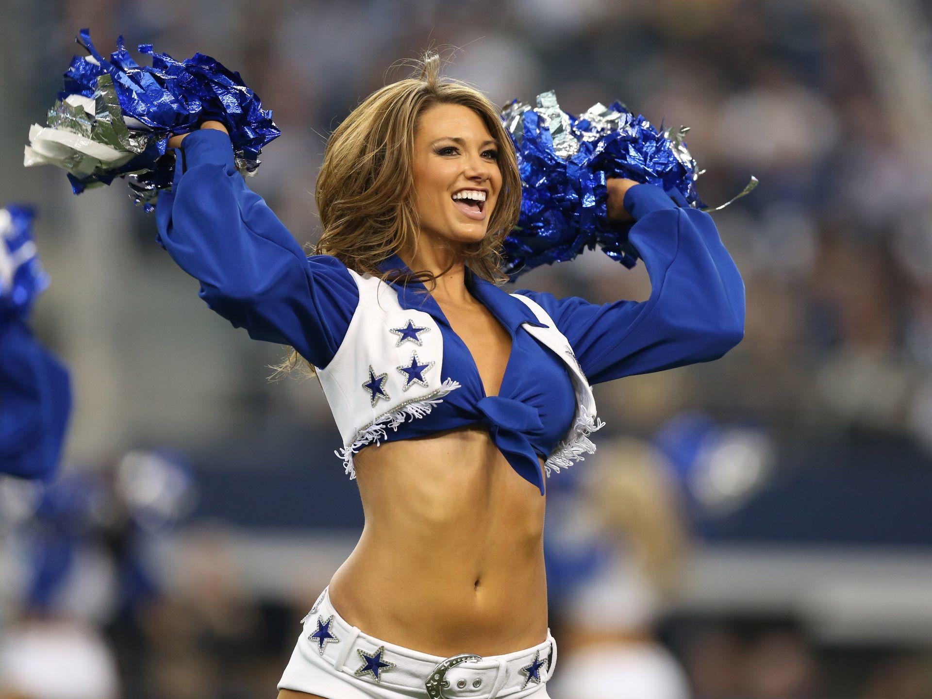 Dallas Cowboys Cheerleader – Katy Marie