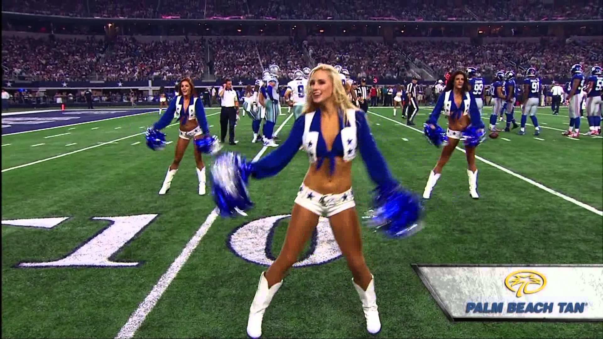 Dallas Cowboys Cheerleaders Holly i