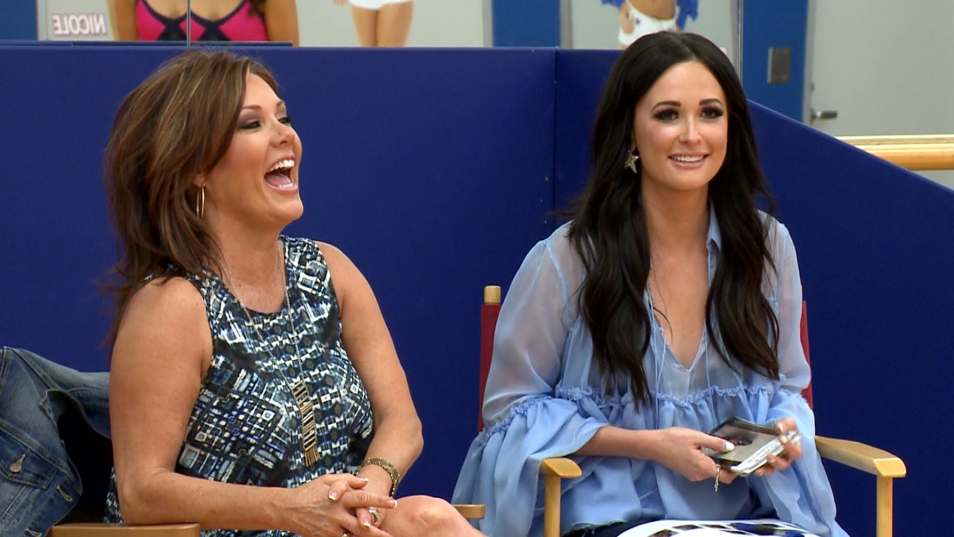 Kacey Musgraves Is This Week's Special Guest on Dallas Cowboys Cheerleaders:  Making the Team – YouTube
