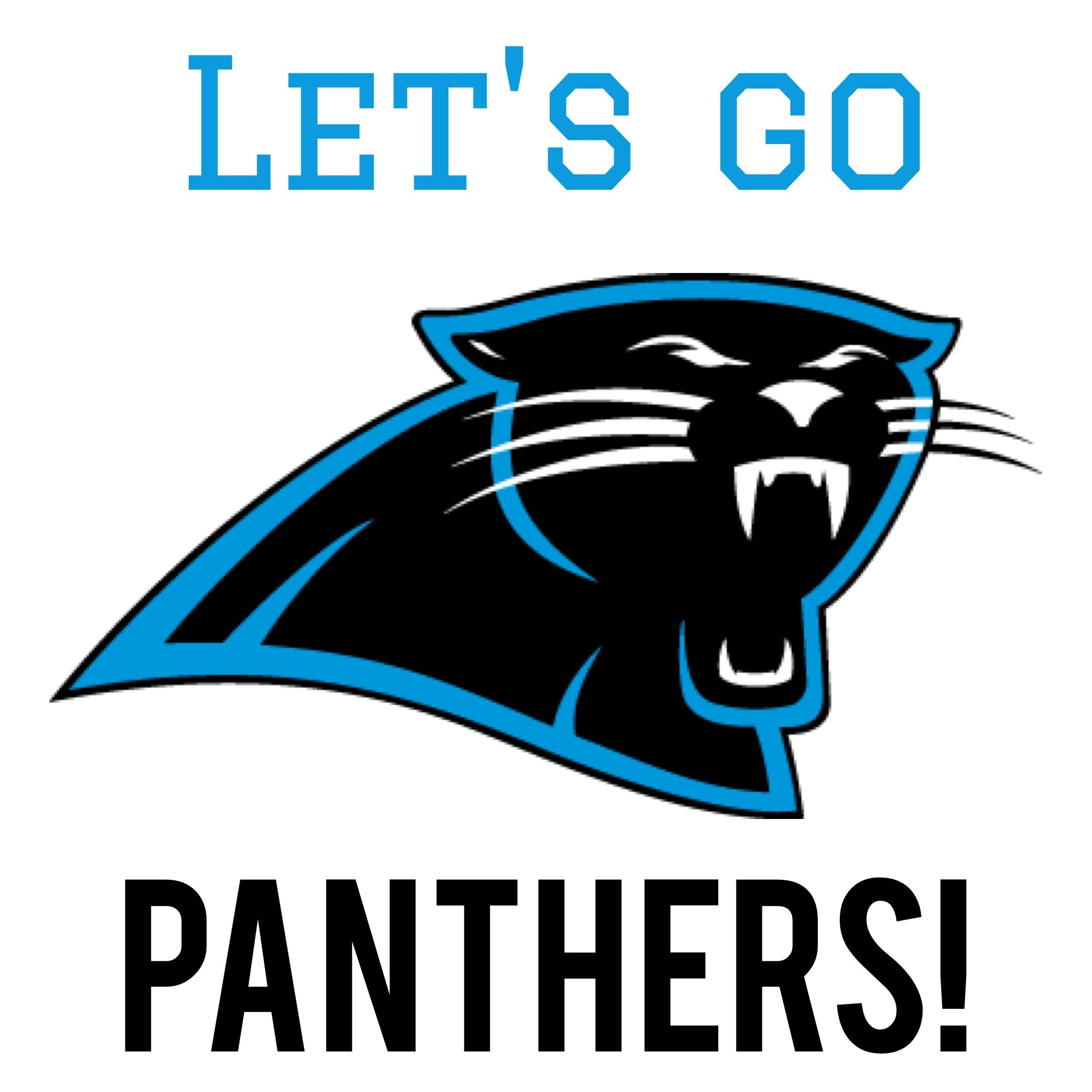 Essex Homes is cheering for our Carolina Panthers today!!! Let's Go Panthers !