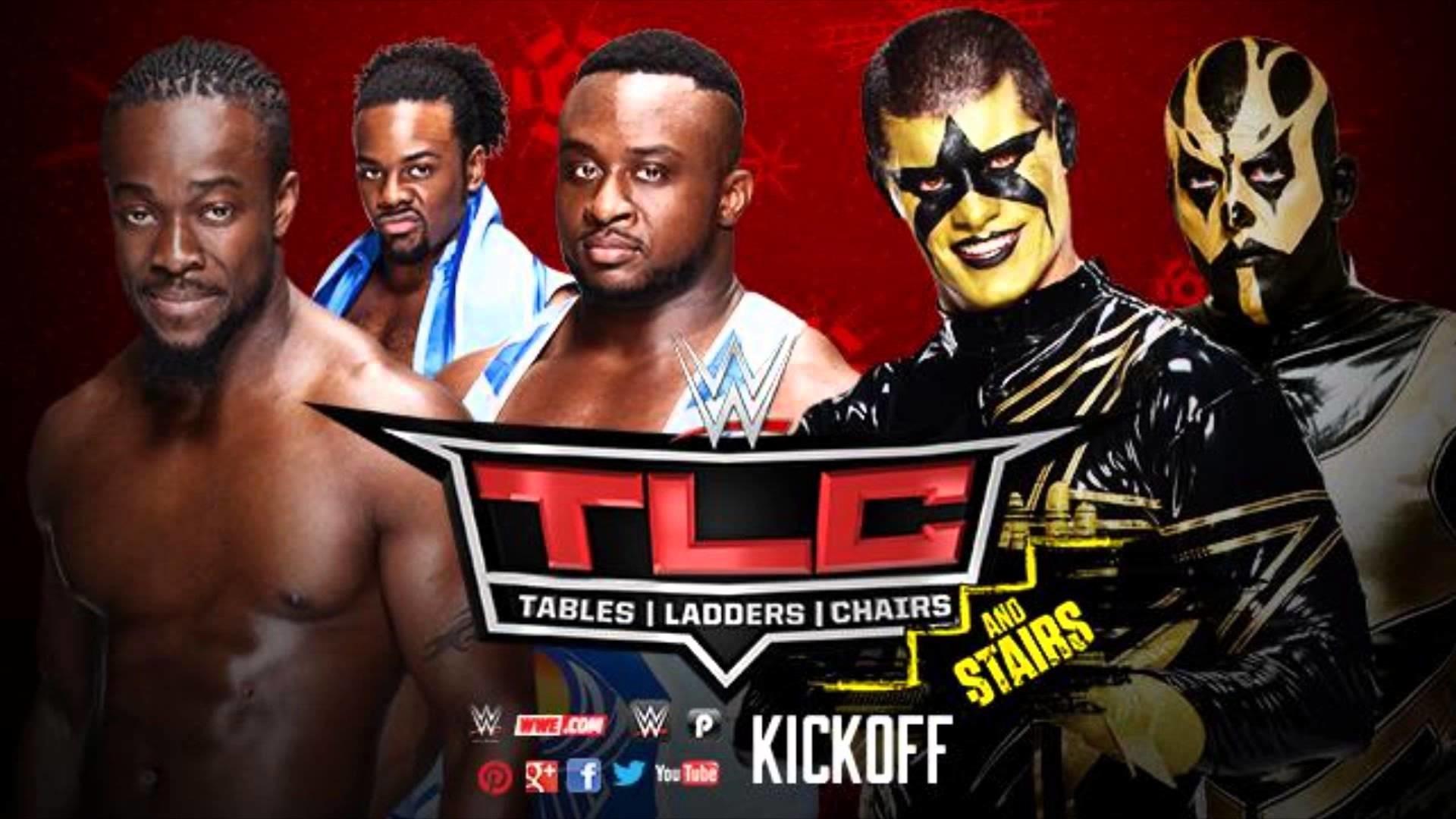 WWE TLC 2014 Predictions   The New Day vs. Goldust & Stardust – YouTube
