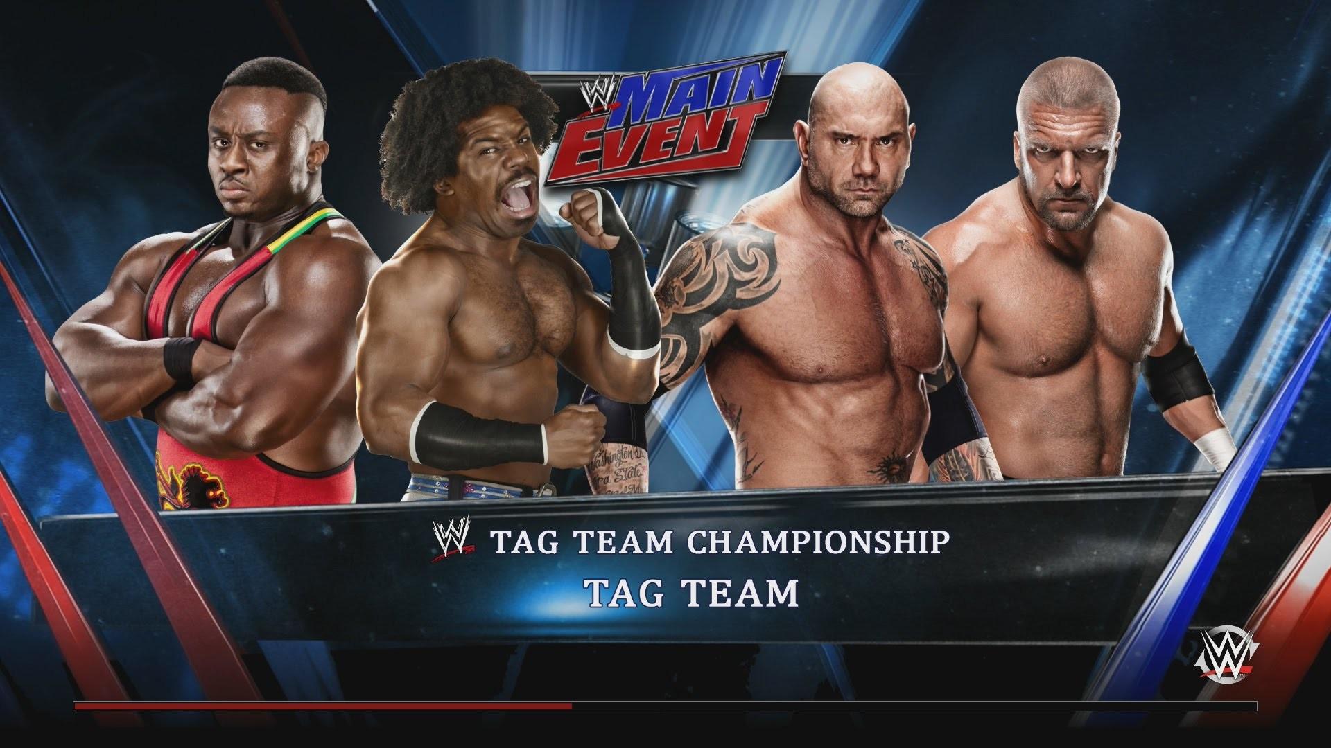 WWE 2K15 Evolution vs. The New Day WWE Tag Team Championship Tournament –  YouTube