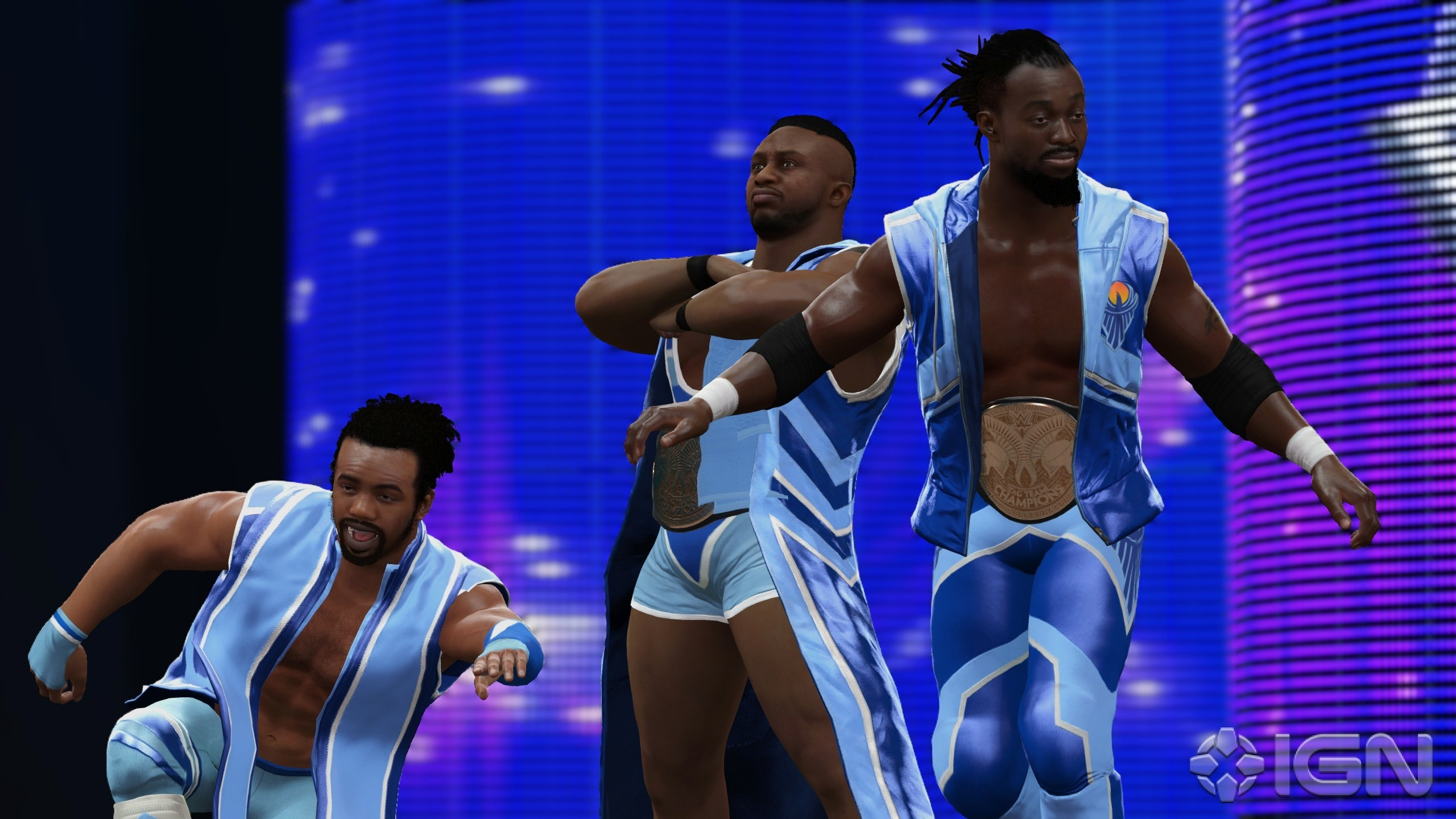 Final 'WWE 2K16' Roster Reveal Includes 'Stunning' Steve Austin, Bray  Wyatt, The New Day And More