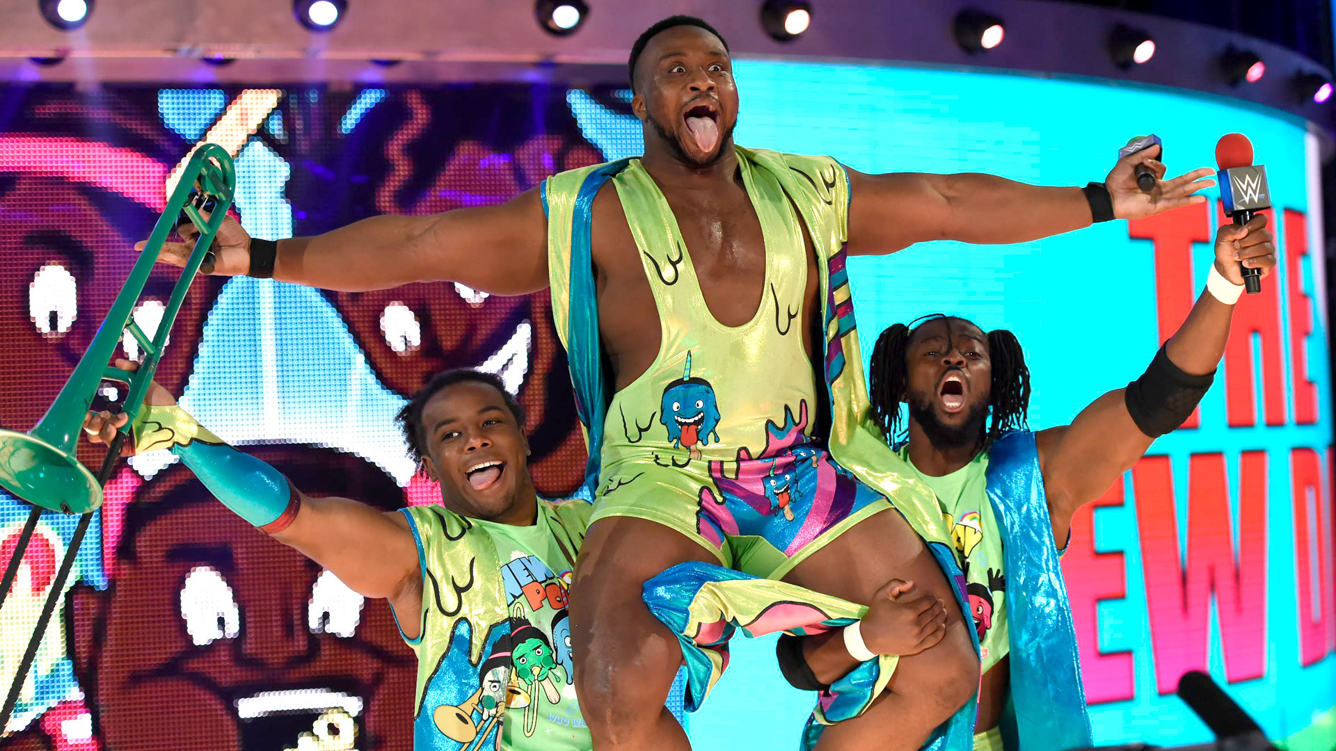 The New Day confronted The Usos and made a major WWE Money in the Bank  announcement   WWE