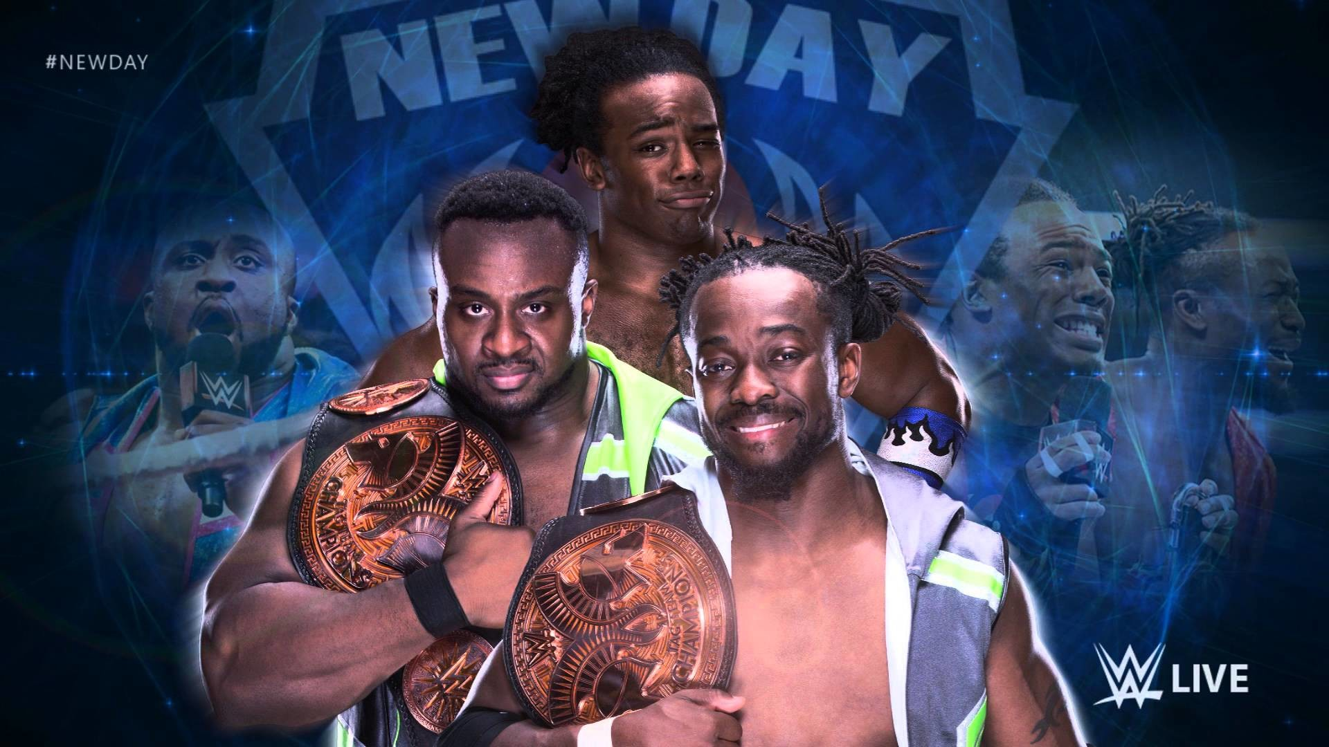 """2015-2016: The New Day 2nd WWE Theme Song """"New Day, New Way"""" with Download  Link – YouTube"""