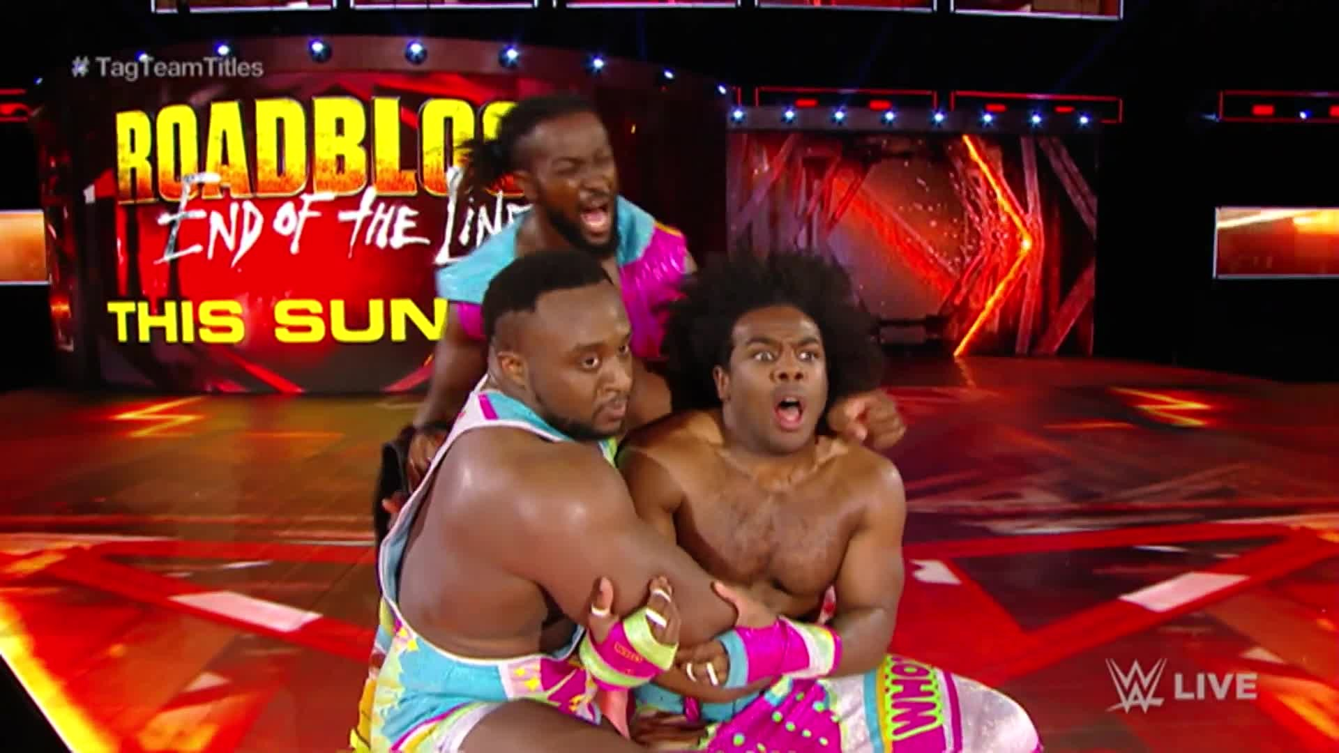 The New Day will become the longest reigning Tag Team Champions in WWE  history after coming
