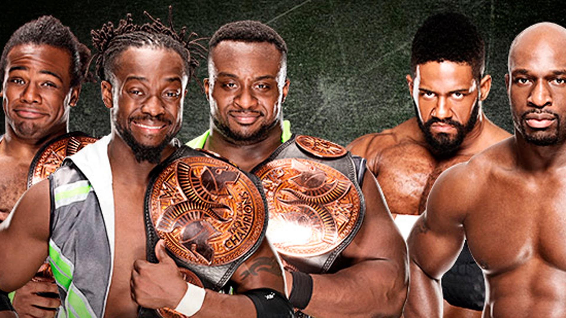 New Day – WWE Tag Team Championship – Money in the Bank WWE 2K15 Simulation  – YouTube
