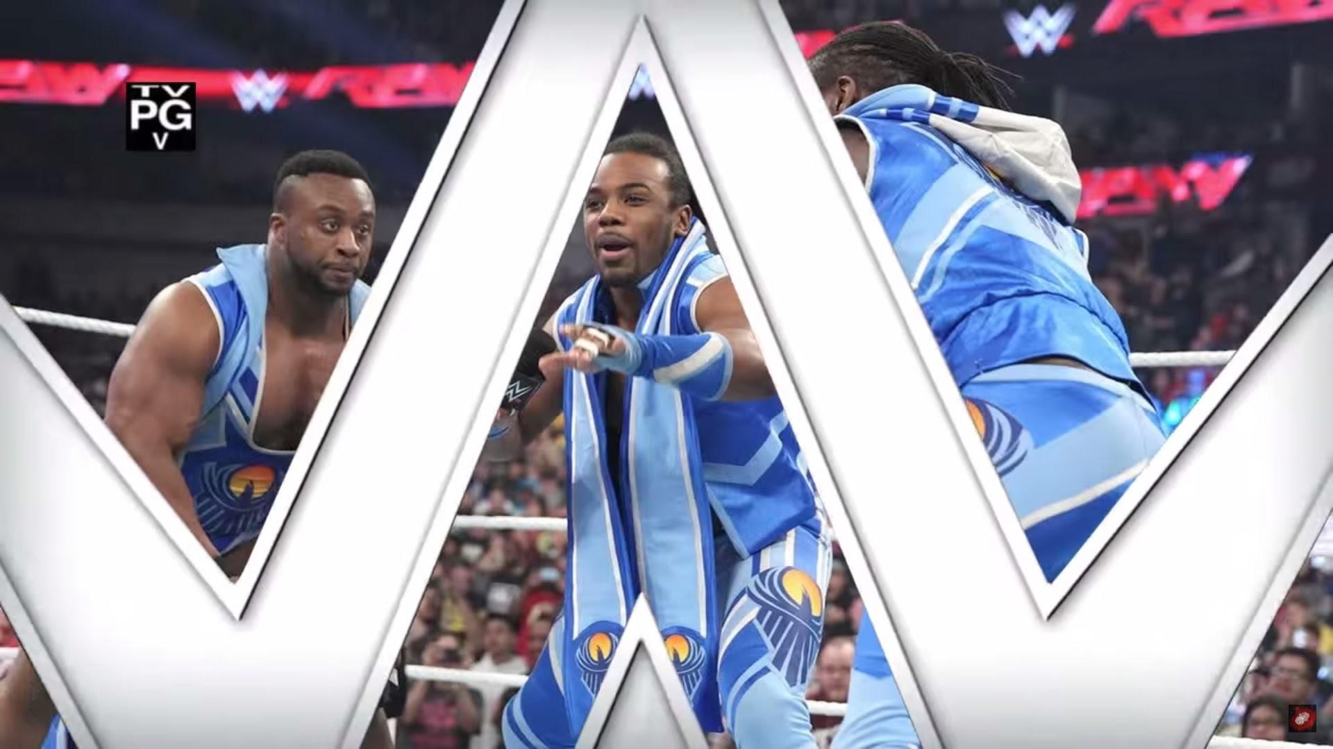 WWE Intro: New Day Rocks