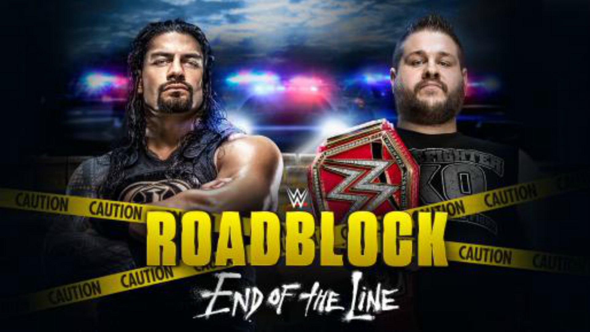 Don't miss WWE Roadblock, live on Sky Sports Box Office on Sunday night